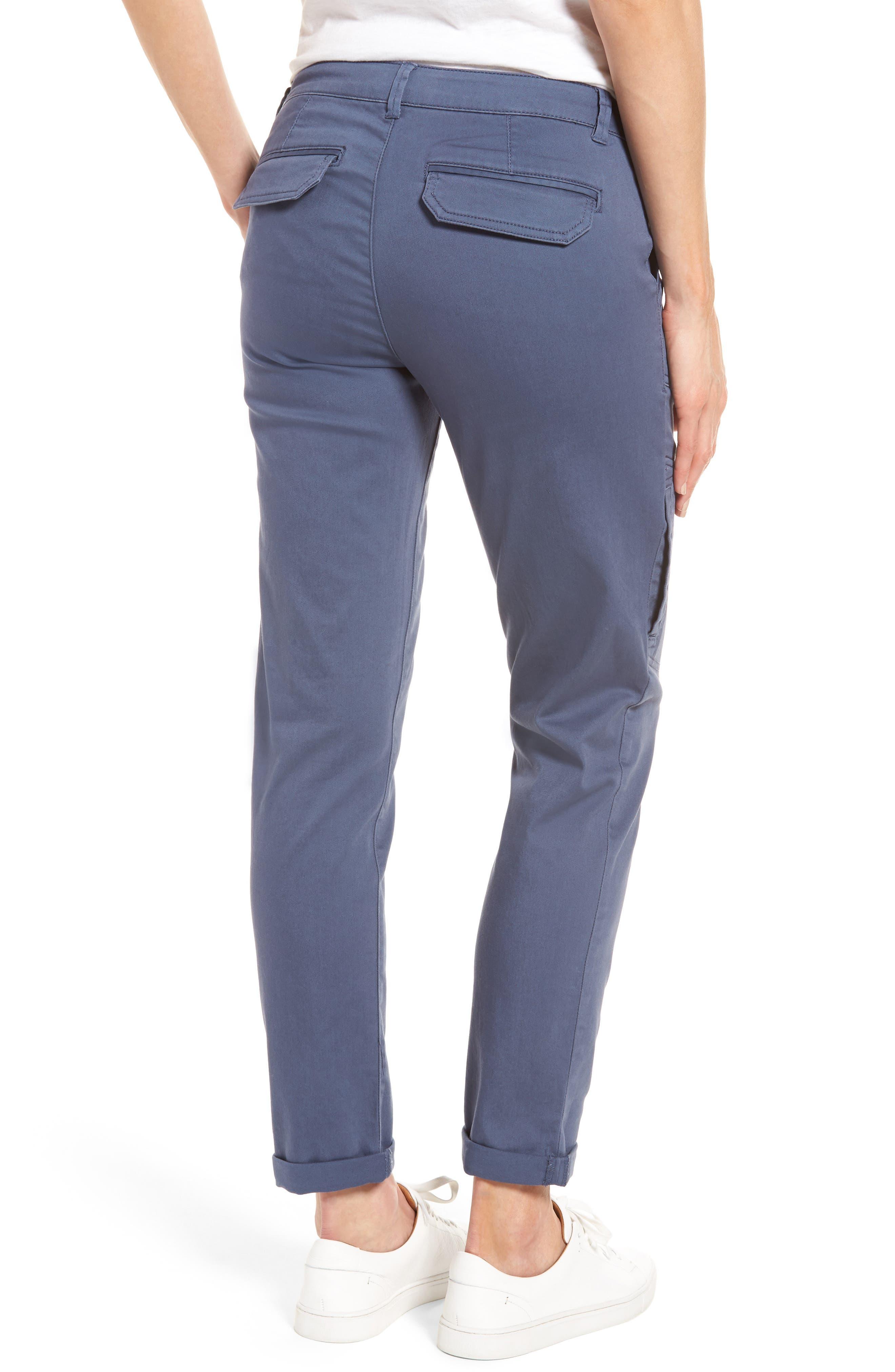 Alternate Image 2  - Wit & Wisdom Skinny Cargo Pants (Regular & Petite) (Nordstrom Exclusive)