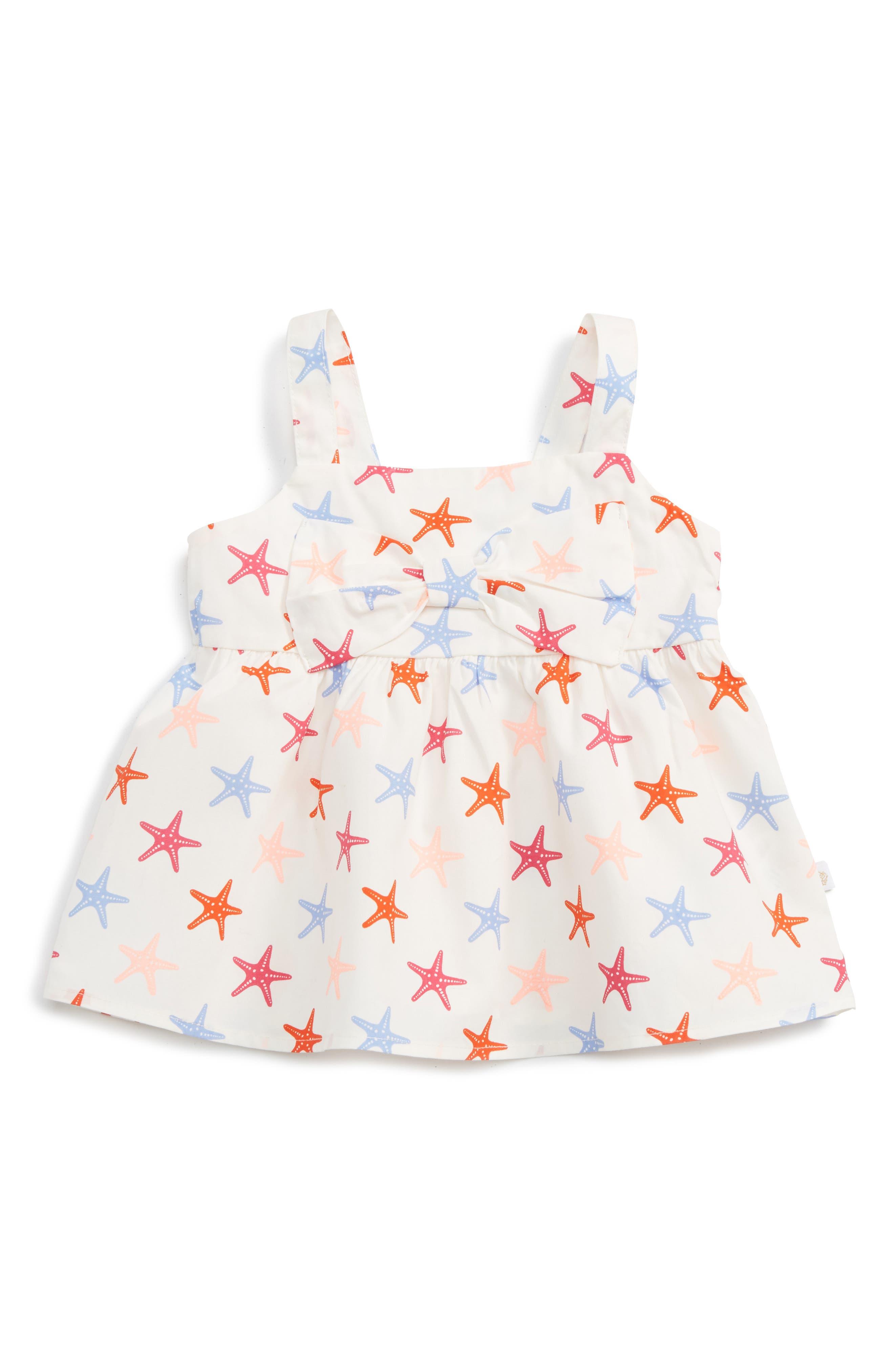Rosie Pope Starfish Tank (Baby Girls)