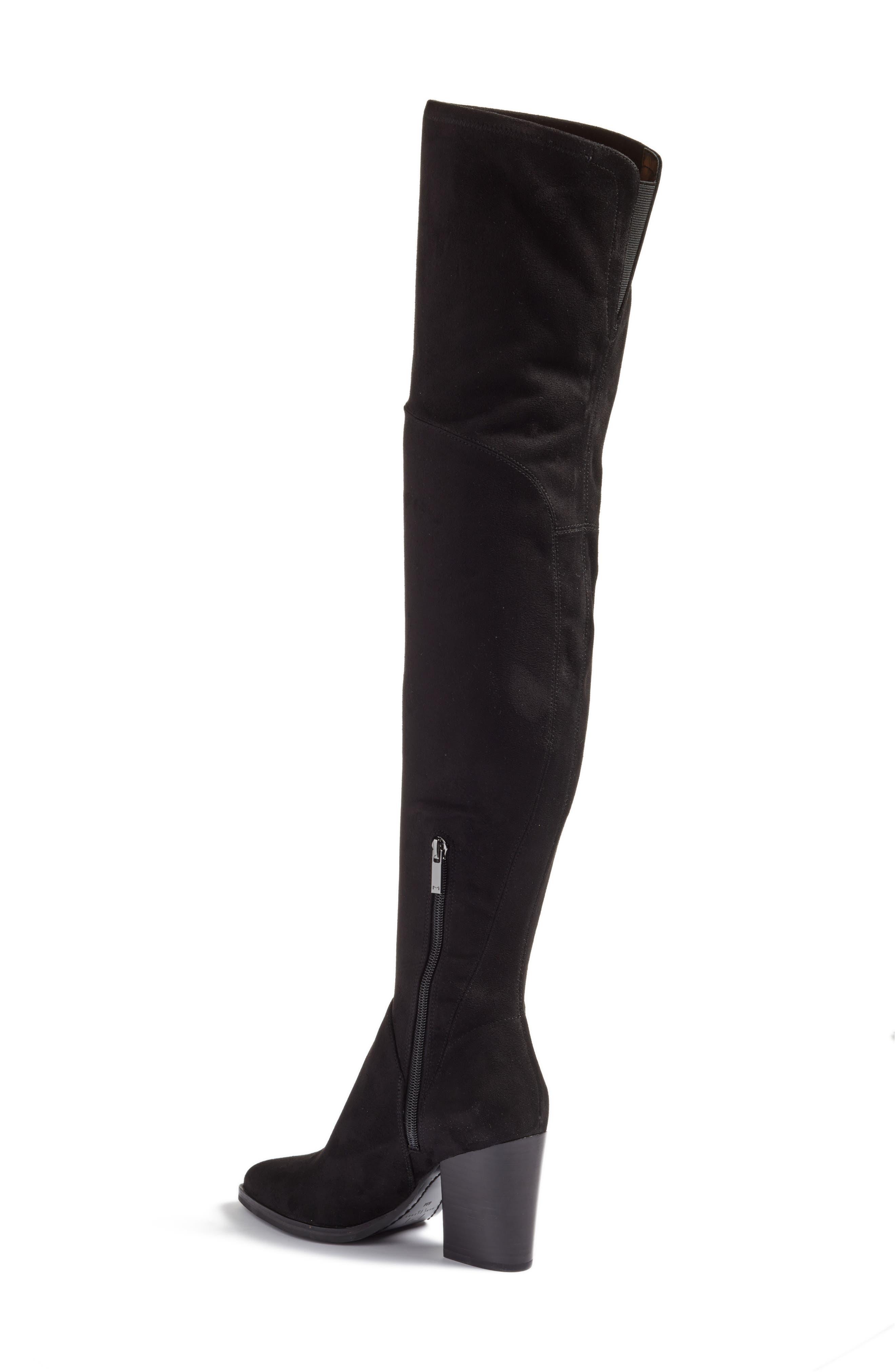 Alternate Image 2  - Marc Fisher LTD Arrine Over the Knee Boot (Women)