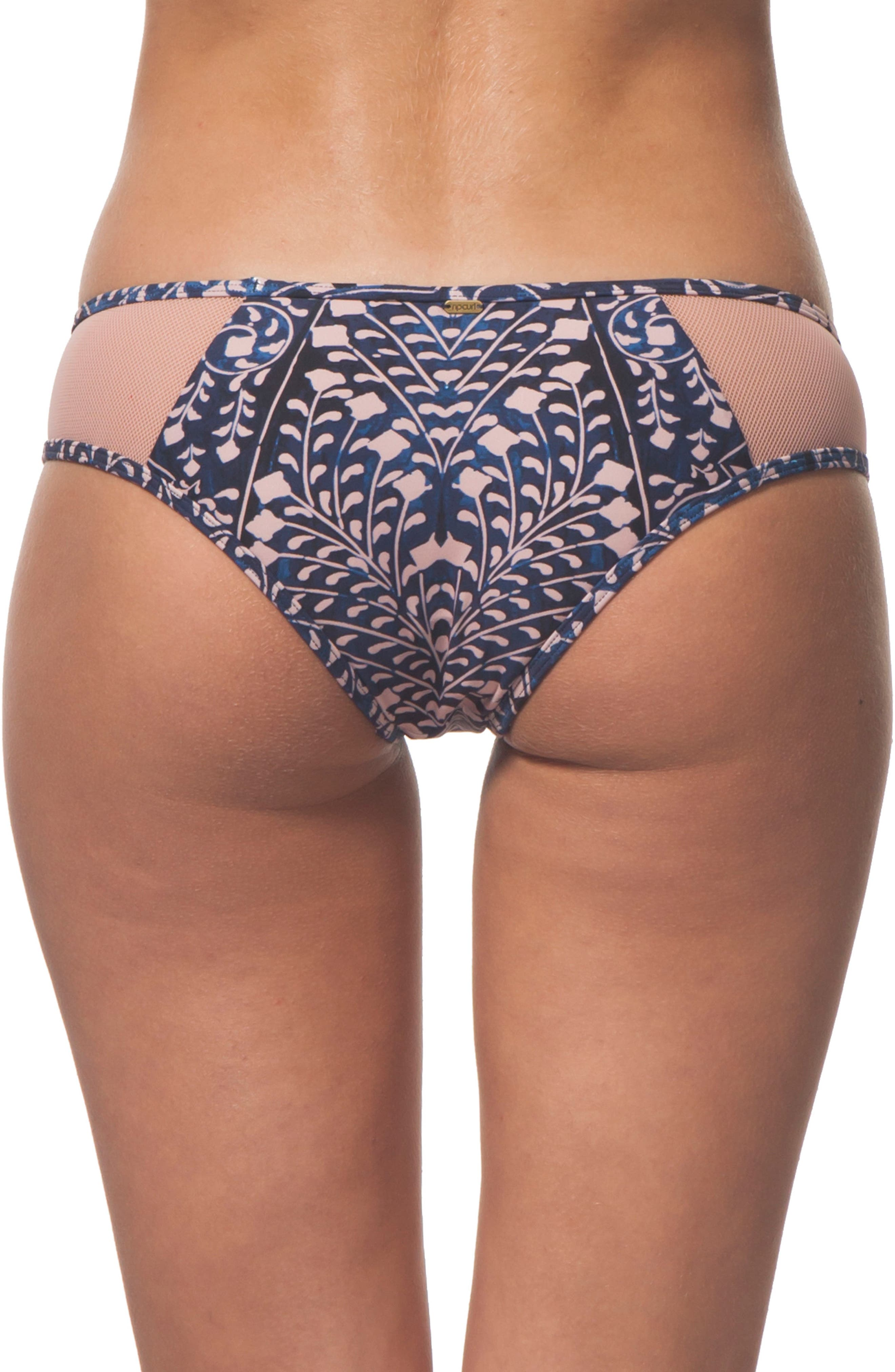 Rip Curl Sun Shadow Hipster Bikini Bottoms