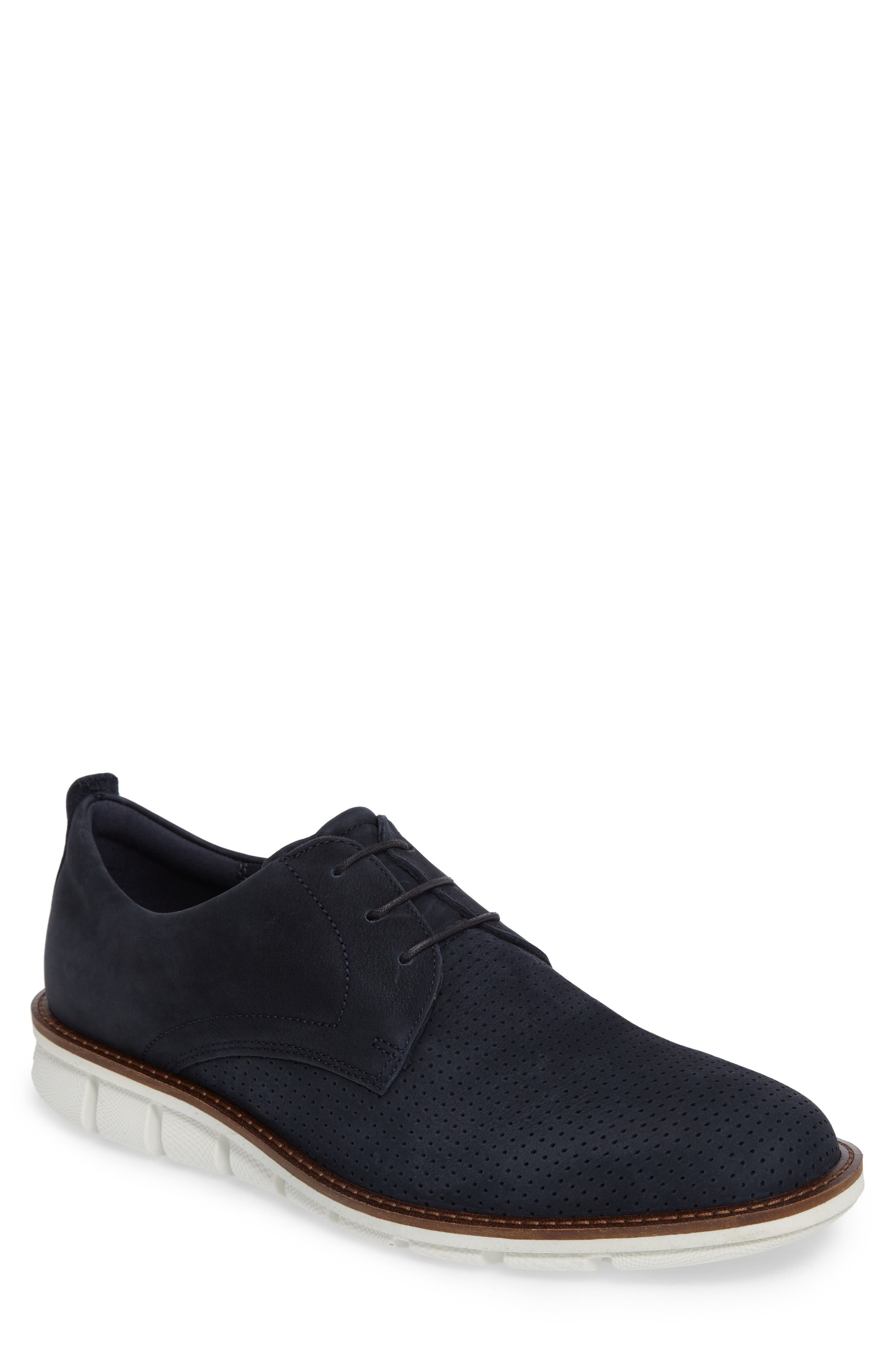 ECCO Jeremy Perforated Derby (Men)