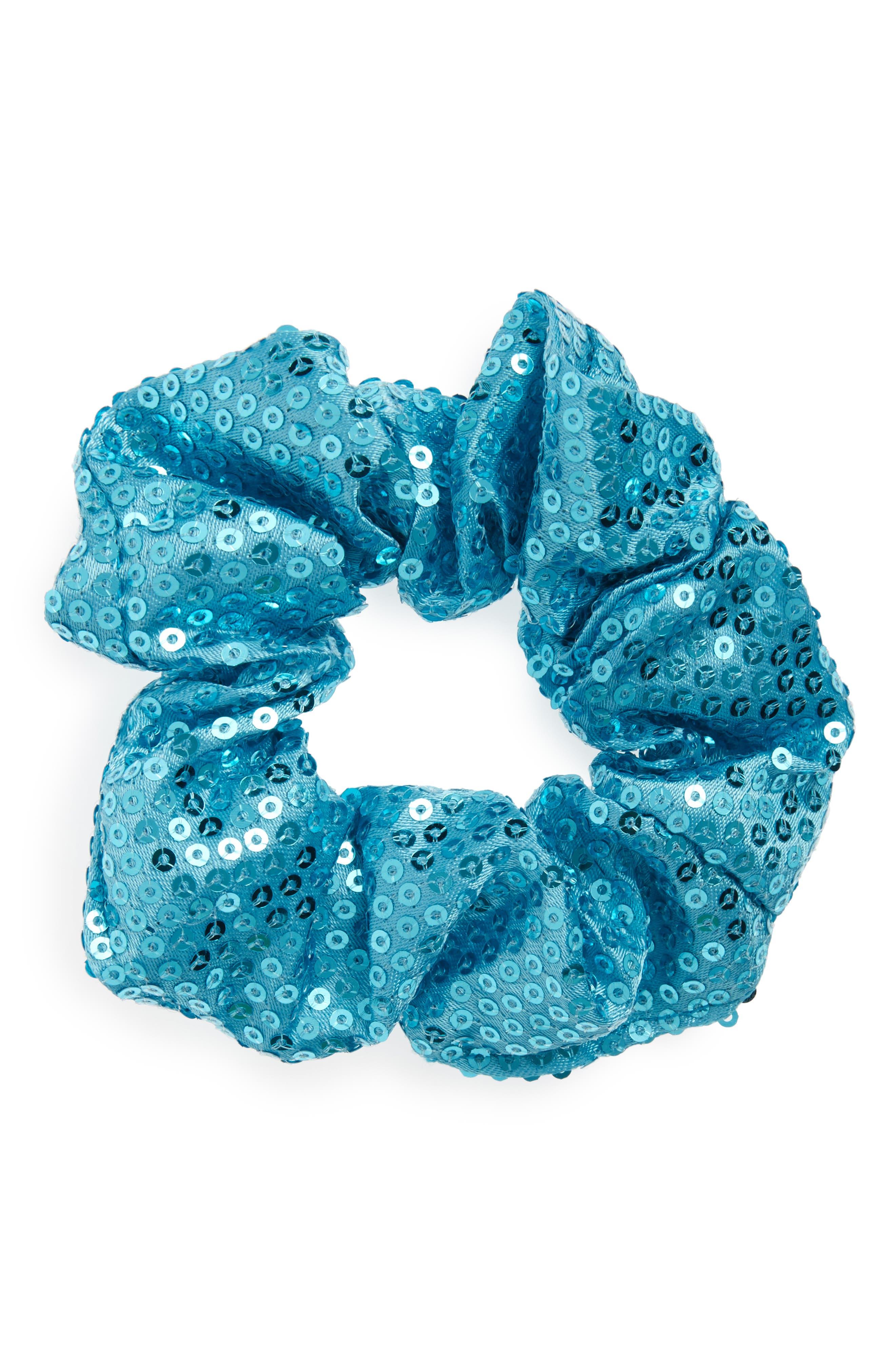 Berry Mermaid Scrunchie