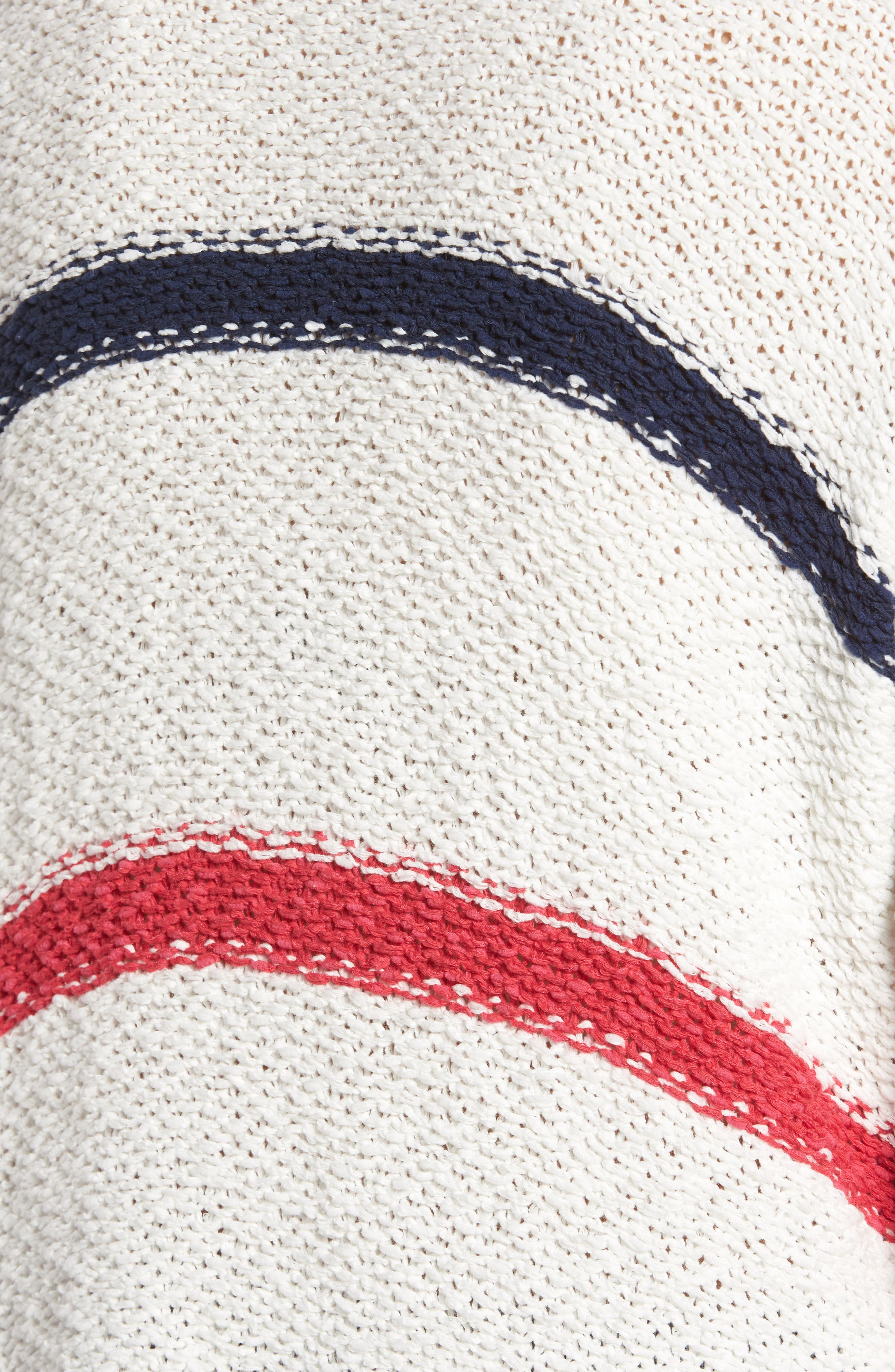 Alternate Image 5  - cupcakes and cashmere Madden Stripe Sweater
