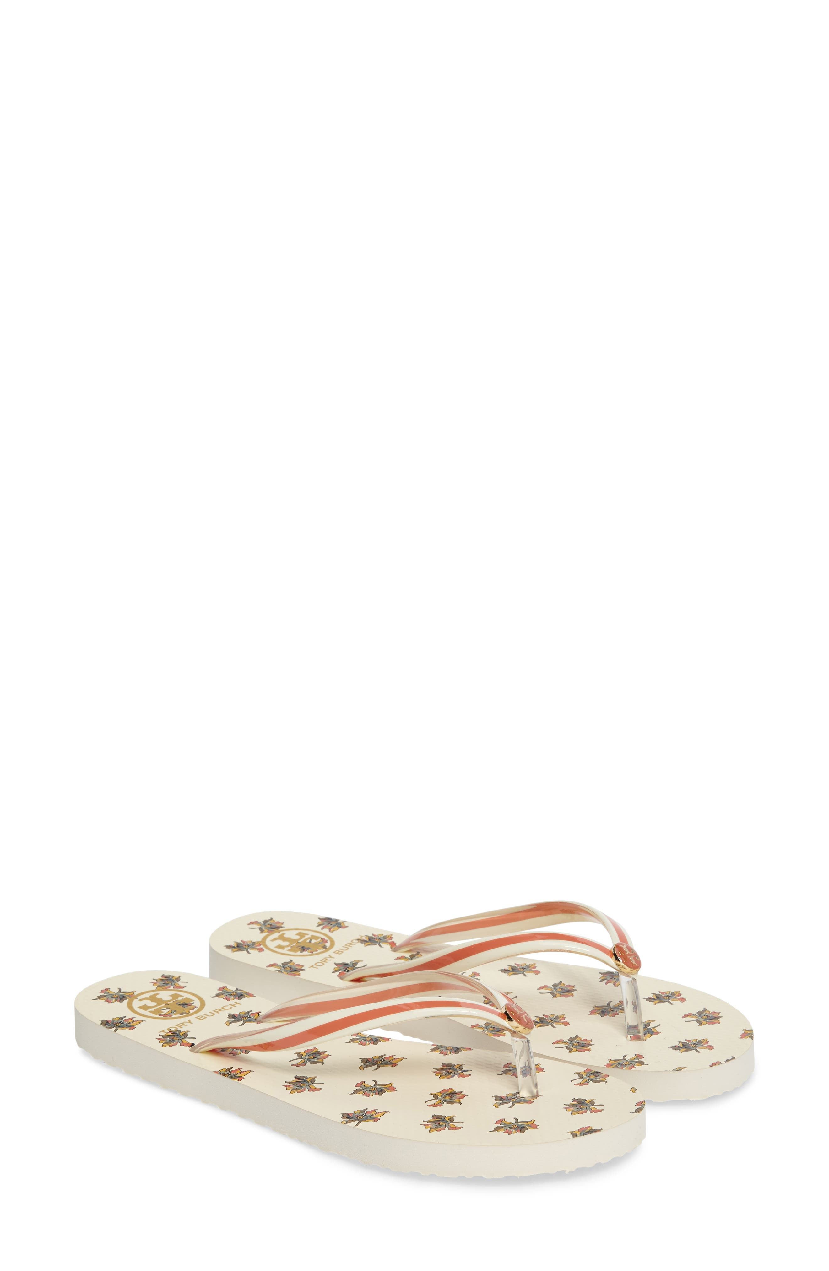 Alternate Image 1 Selected - Tory Burch Thin Flip Flop (Women)