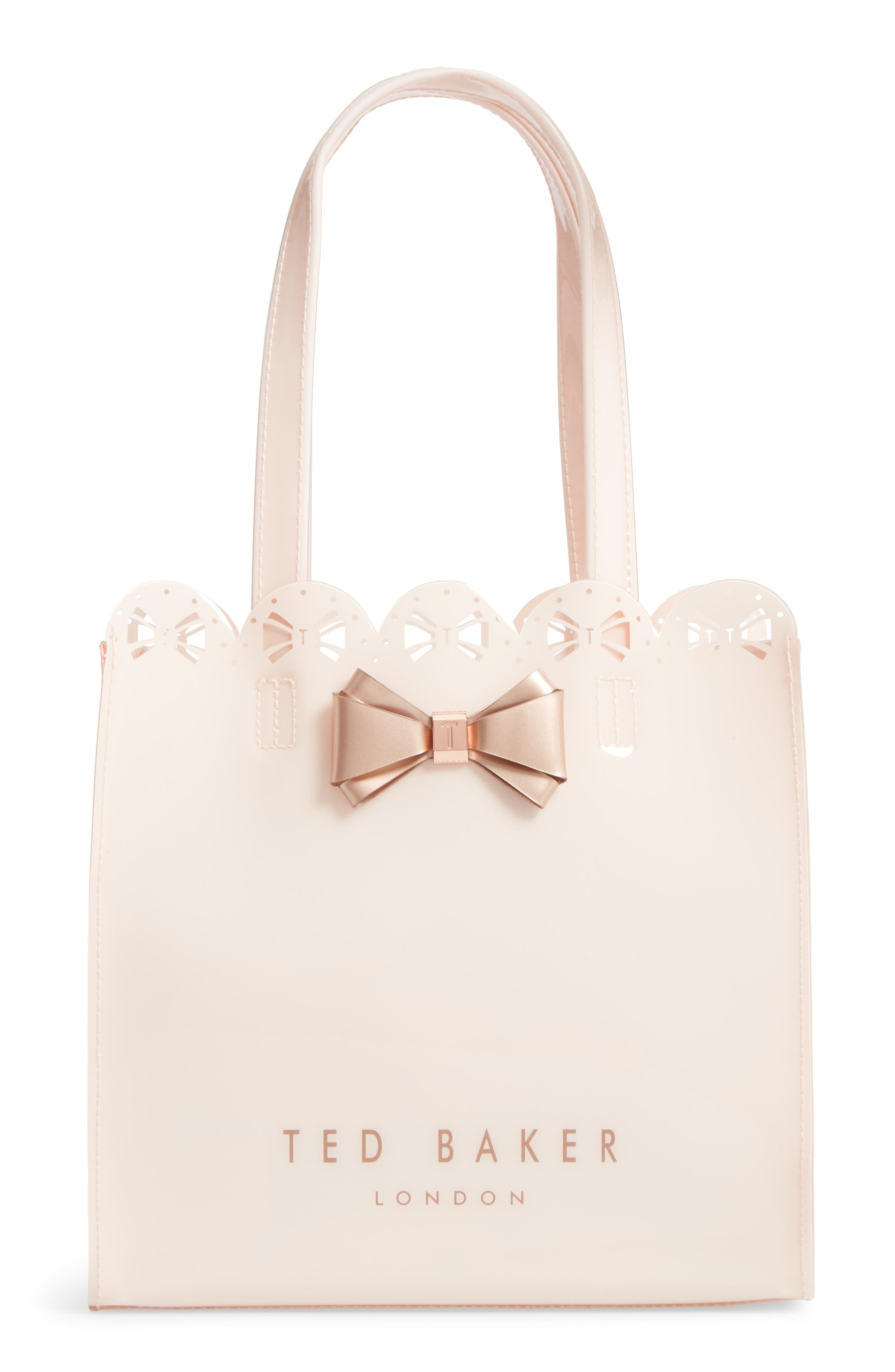Ted Baker London Bow Detail Small Icon Bag