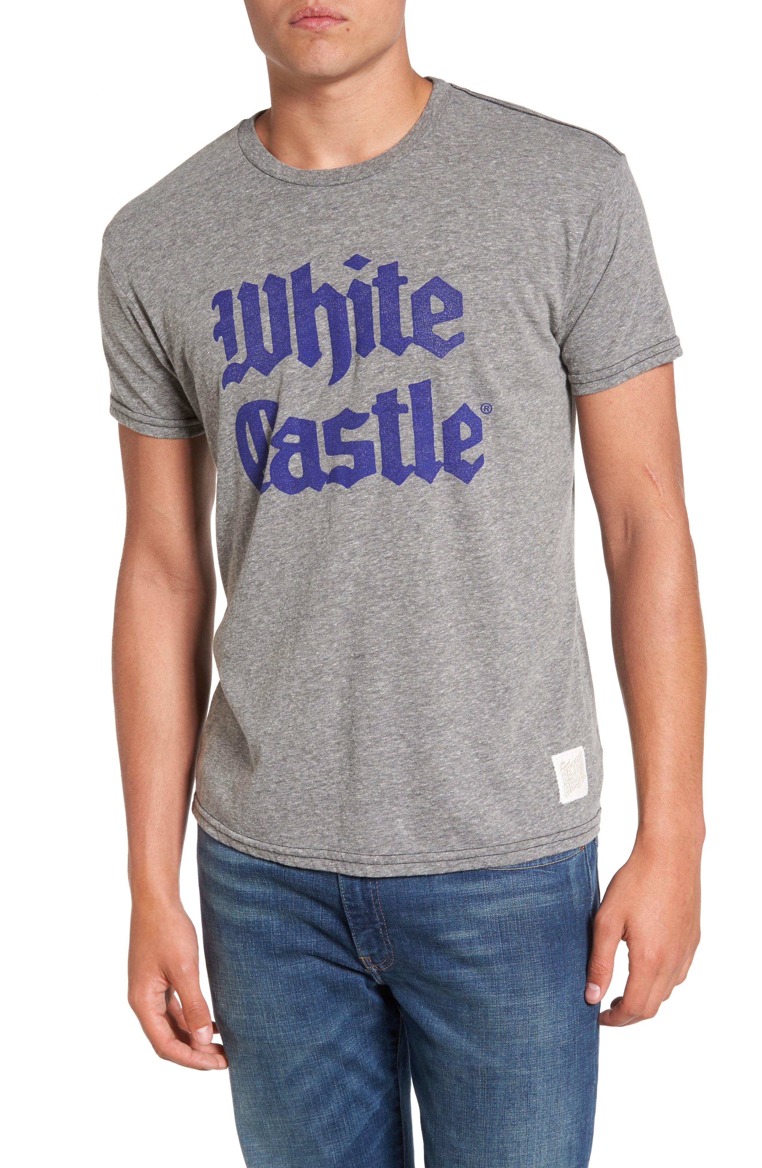 Retro Brand White Castle Graphic T-Shirt
