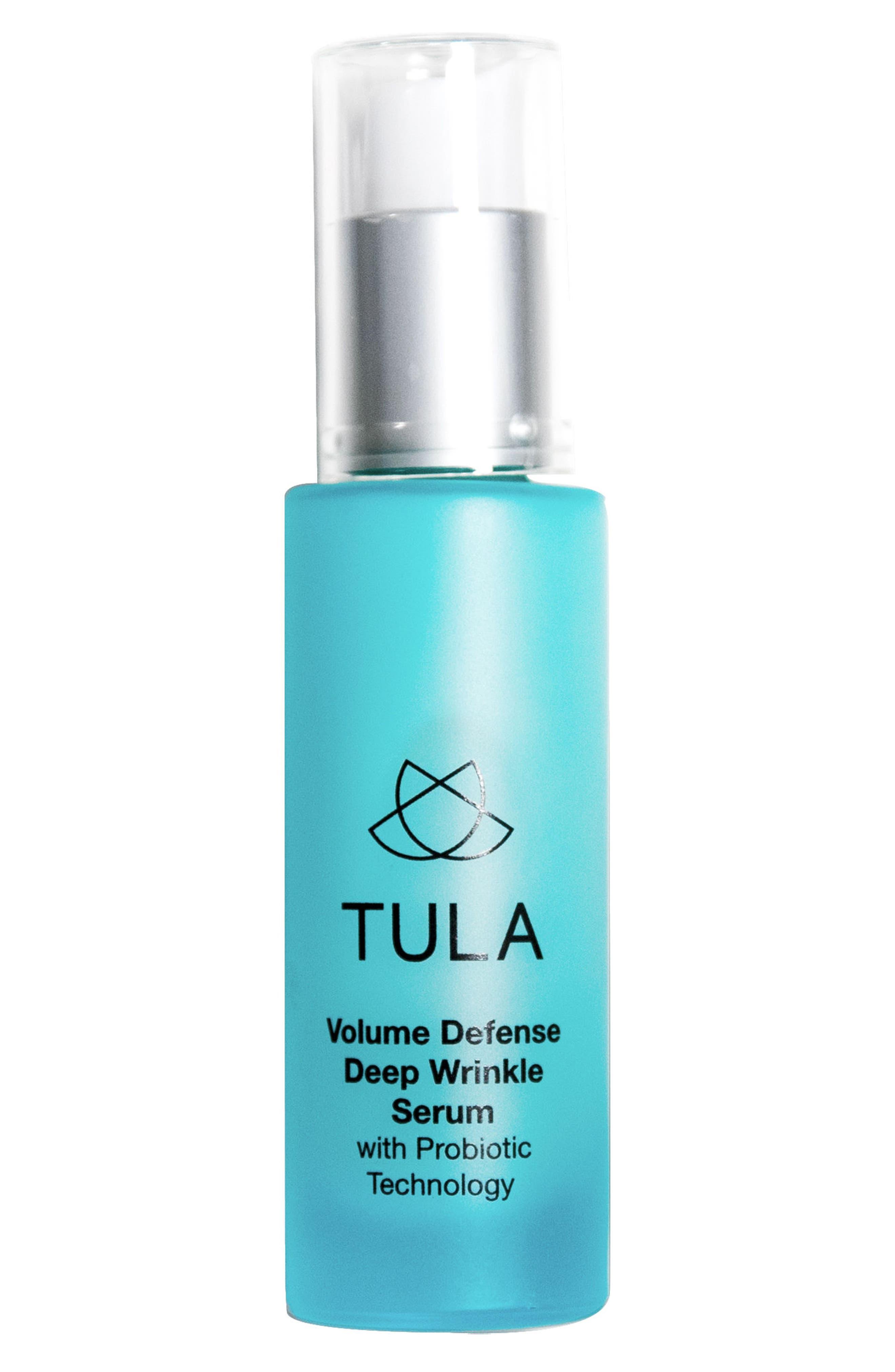 Tula Probiotic Skincare Volume Defense Deep Wrinkle Serum