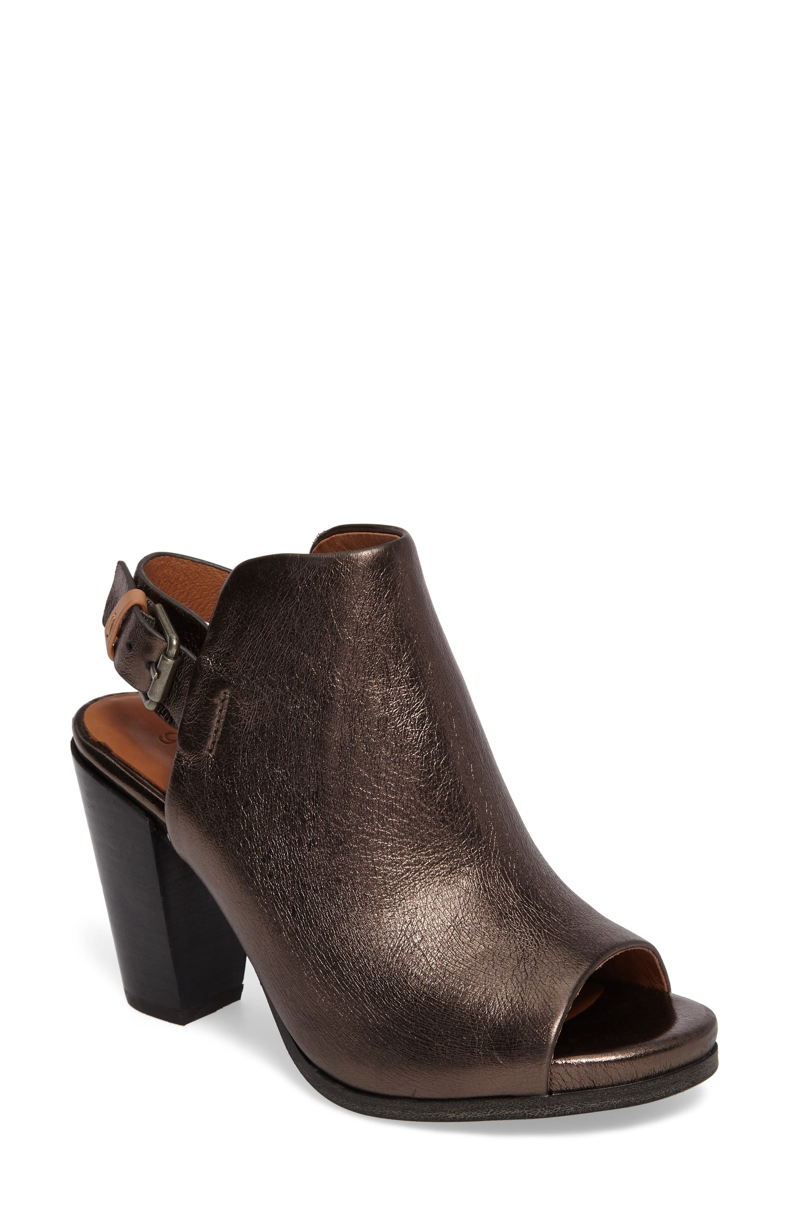 Gentle Souls Shiloh Slingback Bootie Sandal (Women)