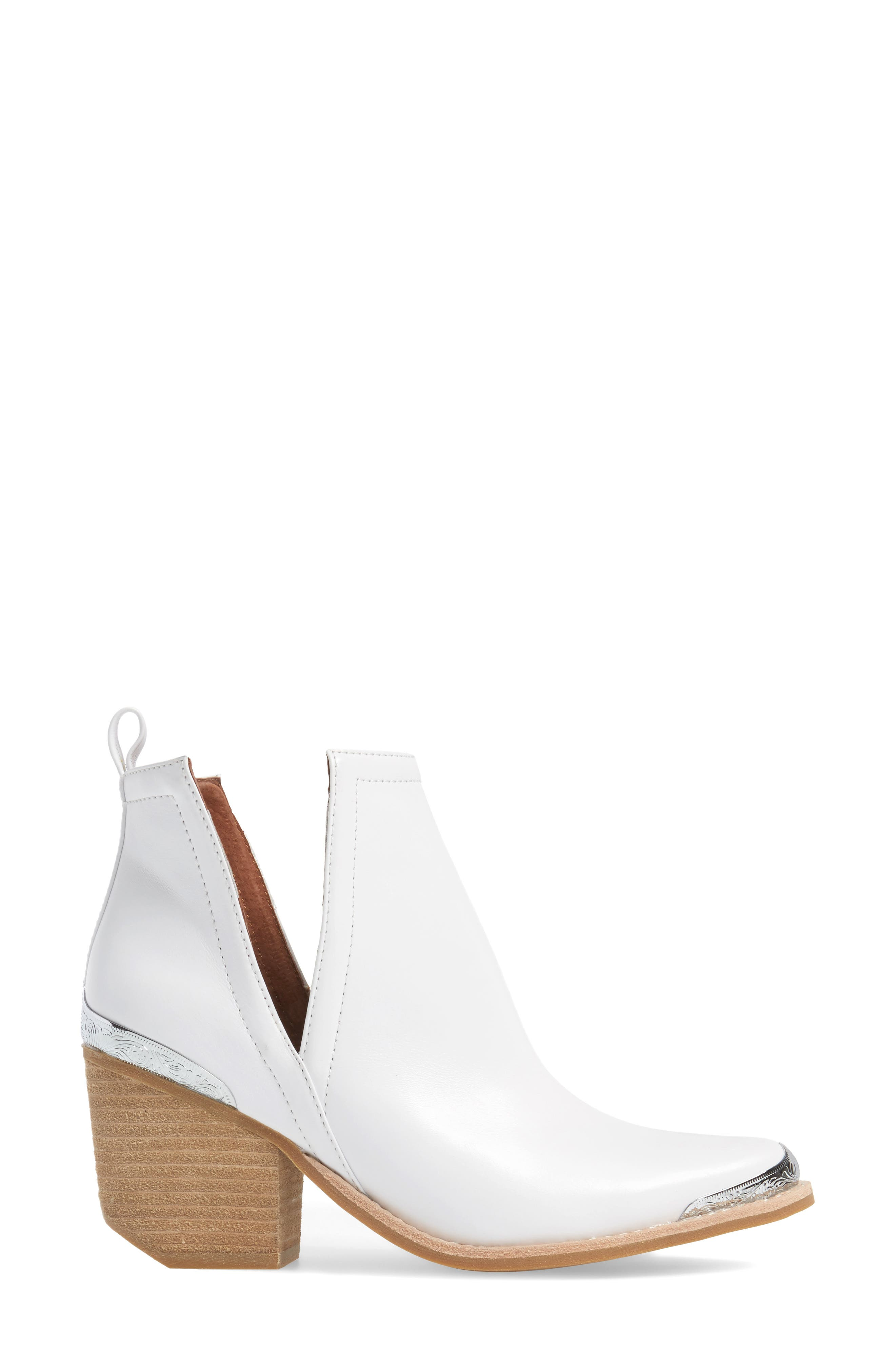 Alternate Image 3  - Jeffrey Campbell Cromwel Cutout Western Boot (Women)