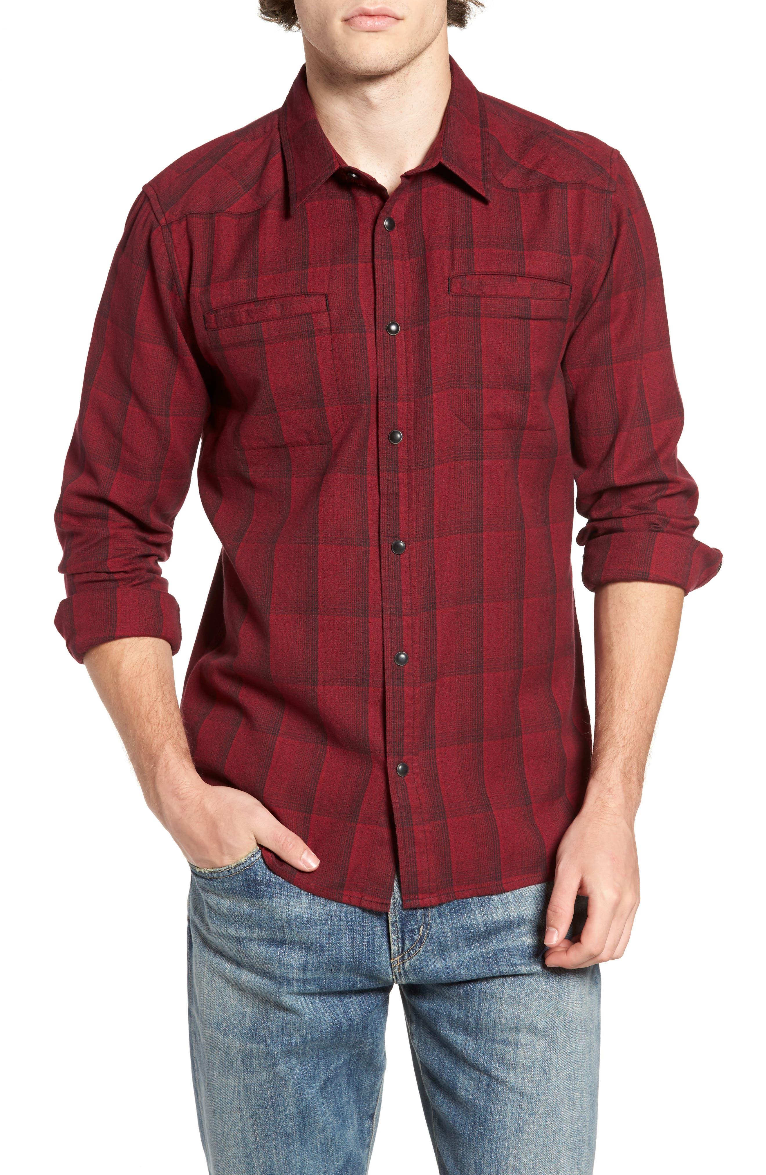 O'Neill Von Flannel Shirt