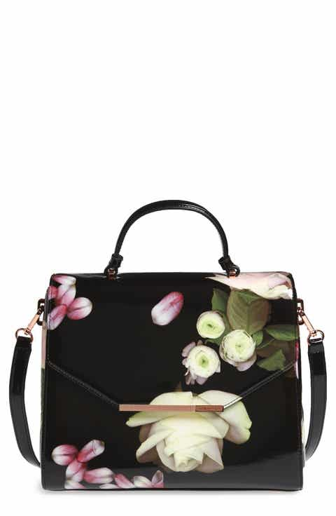 Ted Baker London Large Kensington Lady Bag Top Handle Satchel