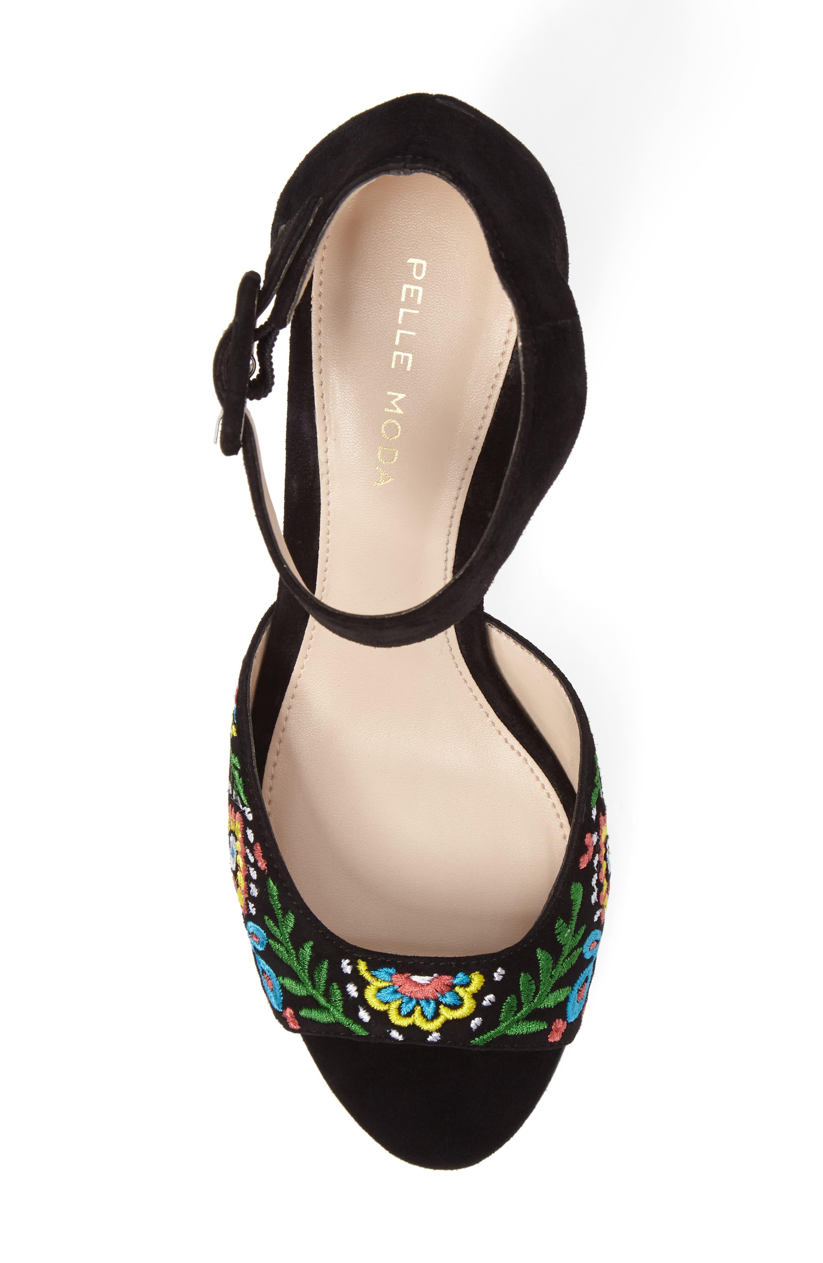 Alternate Image 5  - Pelle Moda 'Berlin' Sandal
