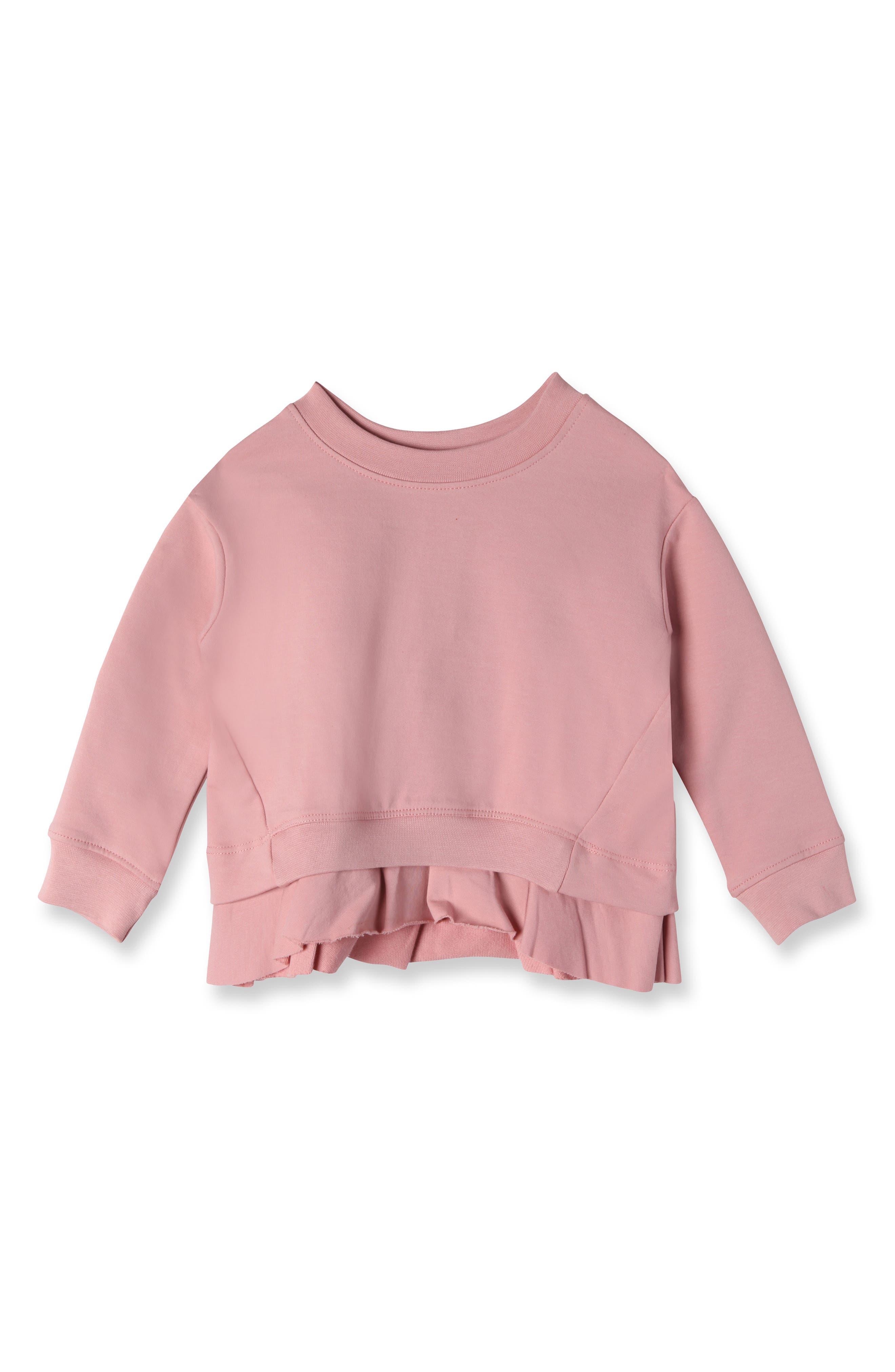 Art & Eden Skylar Sweatshirt (Baby Girls)