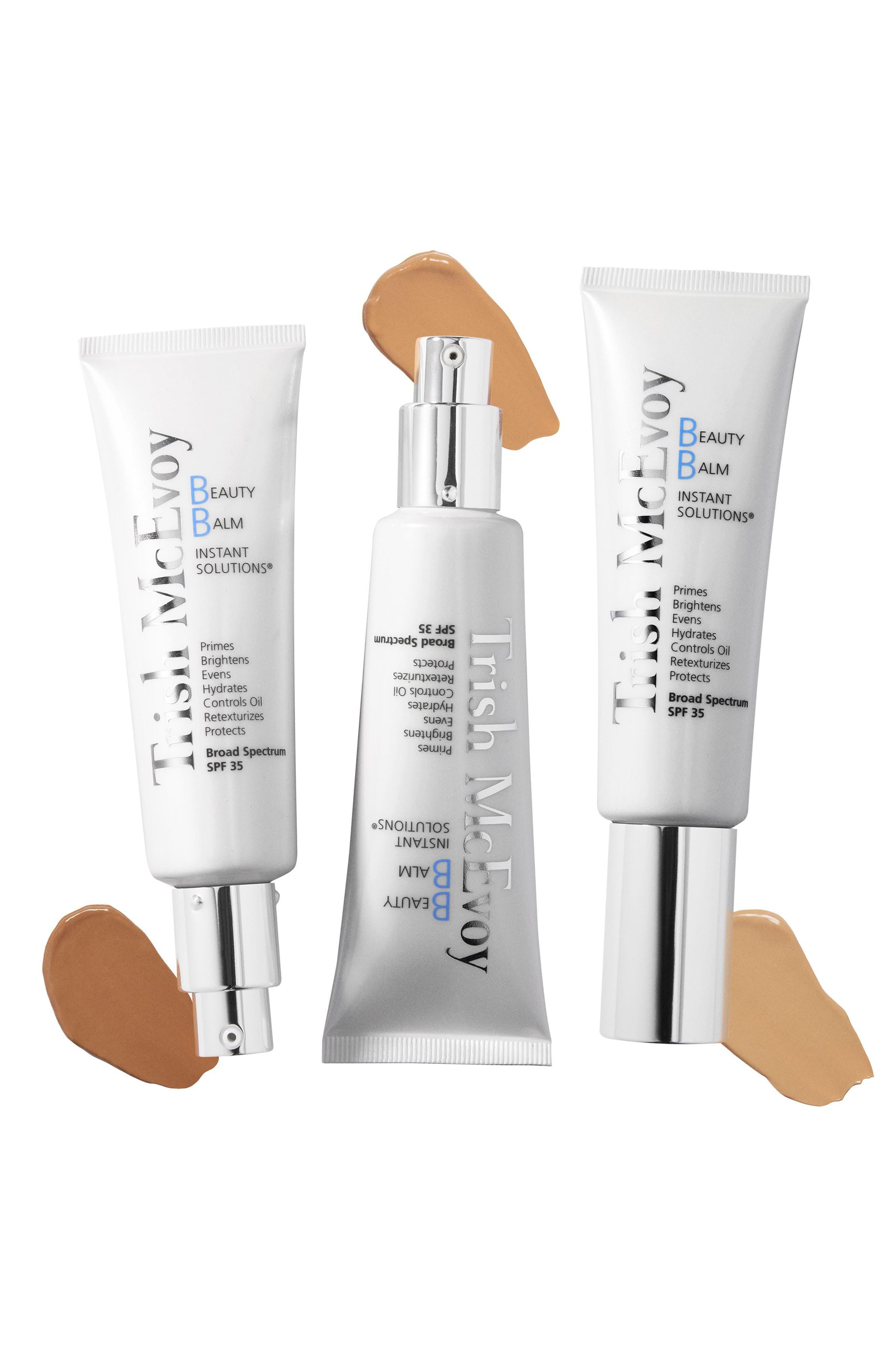 Alternate Image 2  - Trish McEvoy Beauty Balm Instant Solutions® SPF 35
