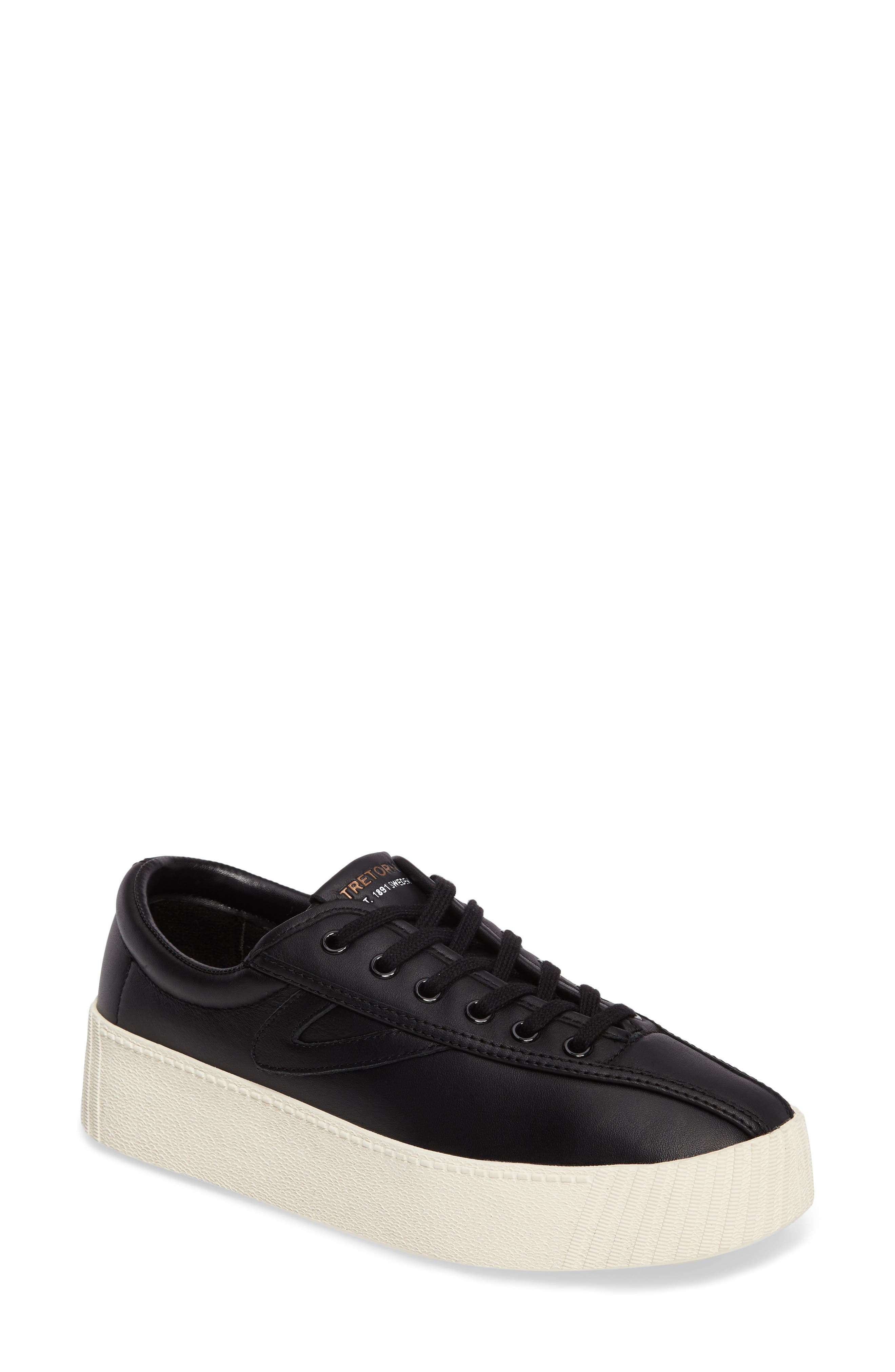 Tretorn Bold Perforated Platform Sneaker (Women)
