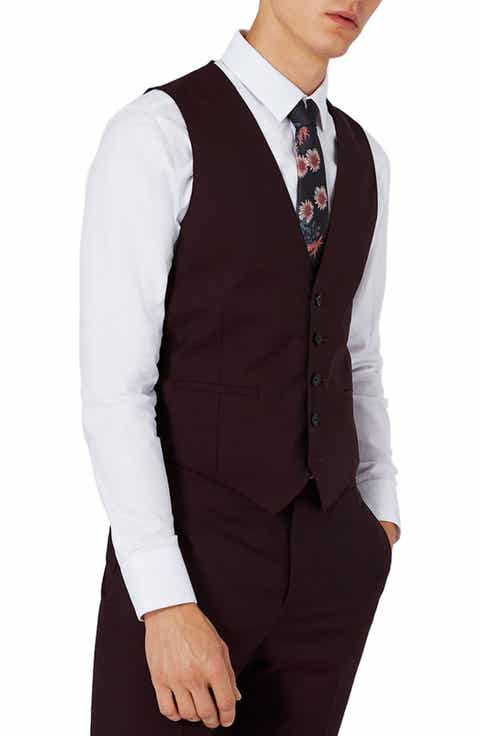 Charlie Casely-Hayford x Topman Skinny Fit Vest