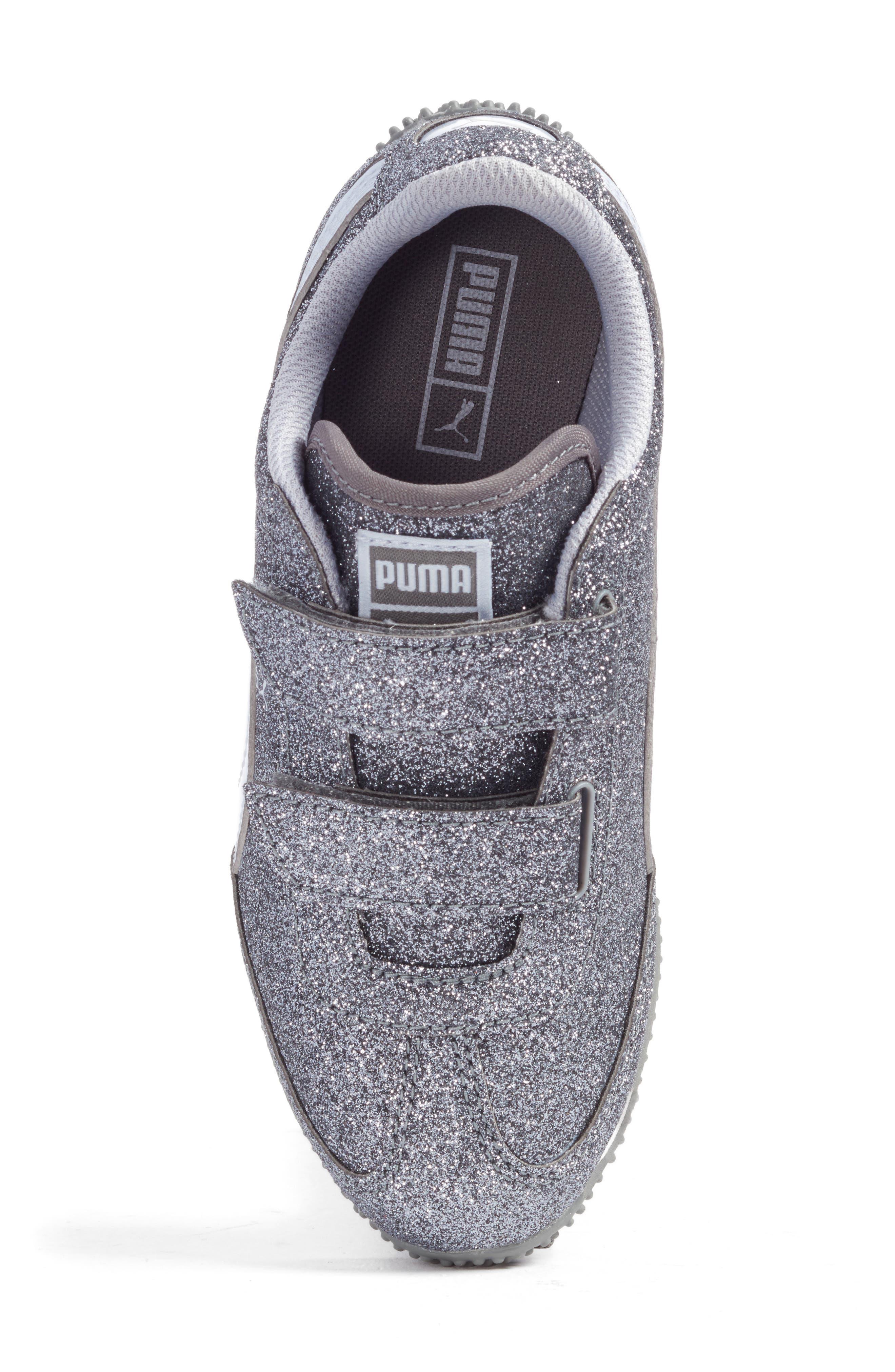 Alternate Image 5  - PUMA Whirlwind Glitz Sneaker (Toddler, Little Kid & Big Kid)