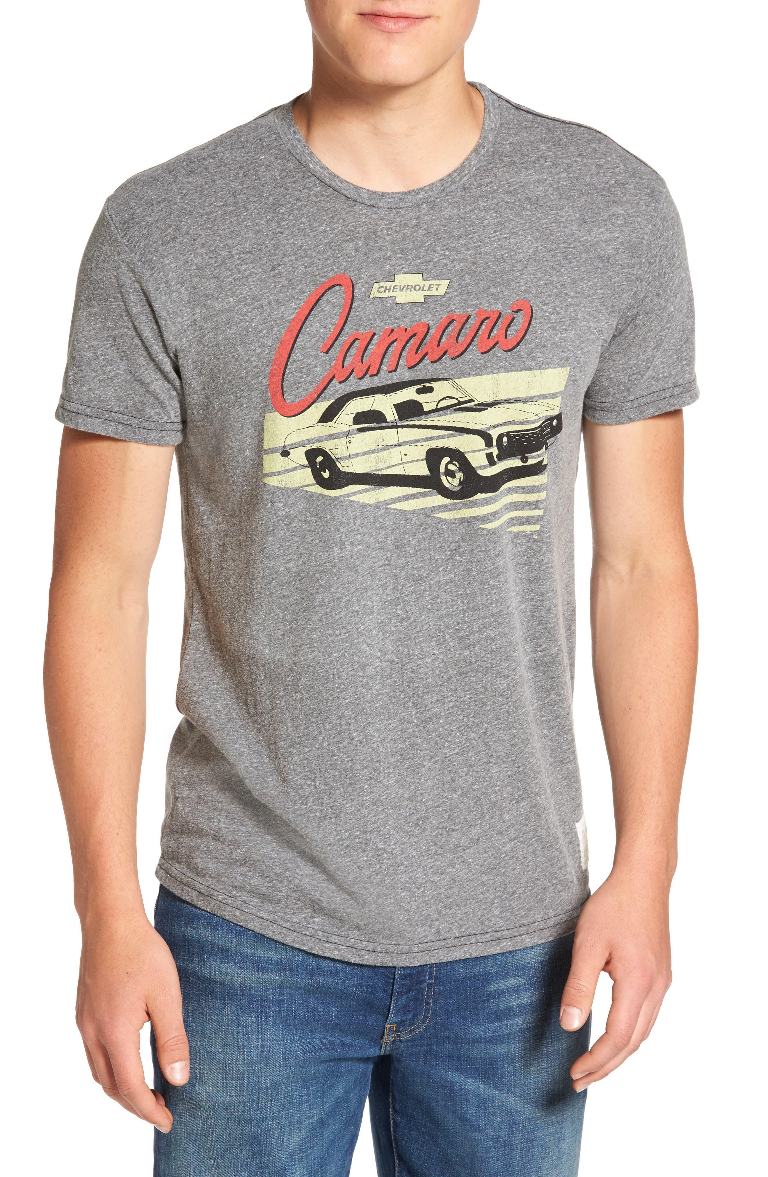 Retro Brand Camaro Graphic T-Shirt