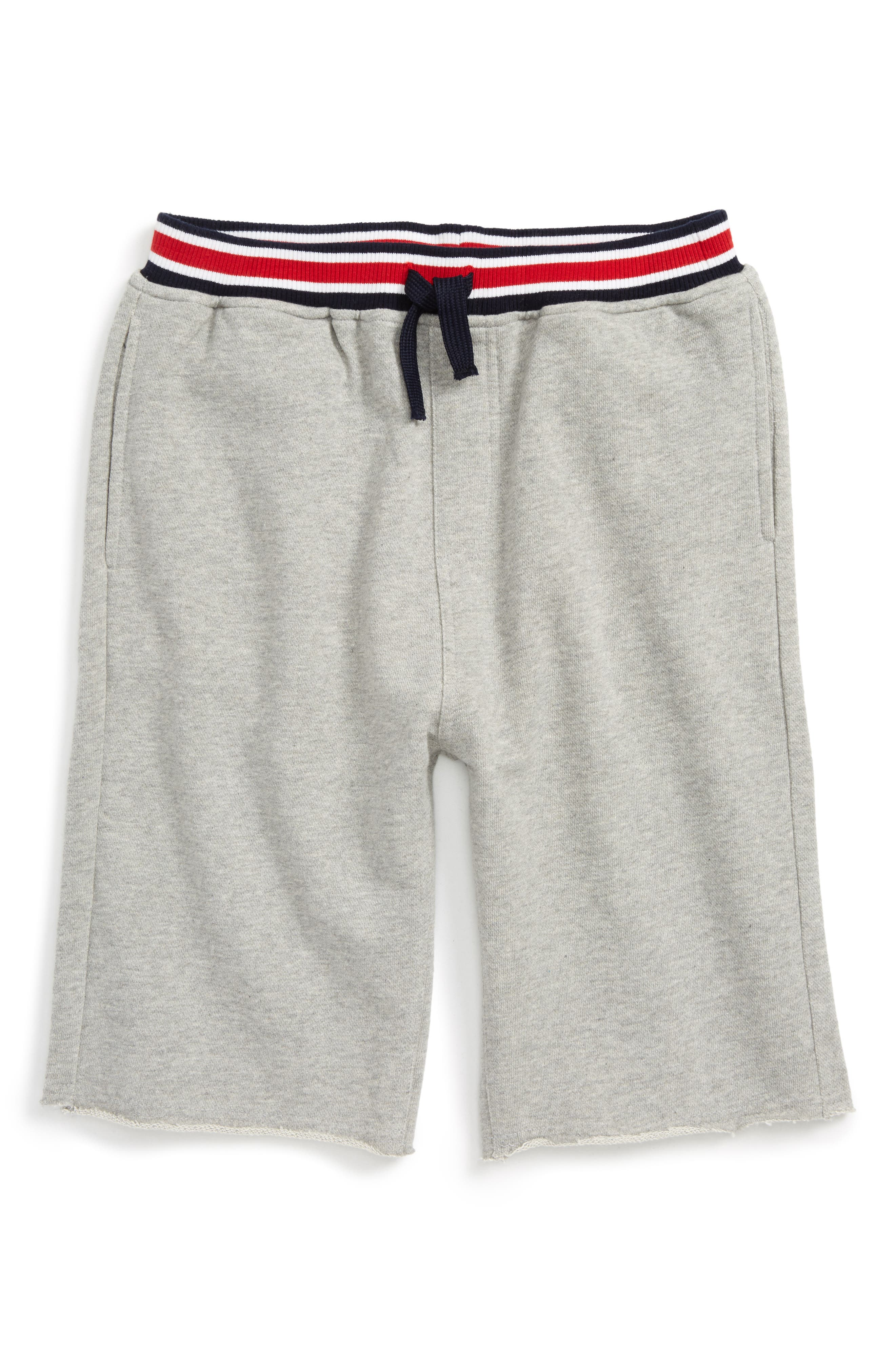Peek Varsity Knit Shorts (Toddler Boys, Little Boys & Big Boys)