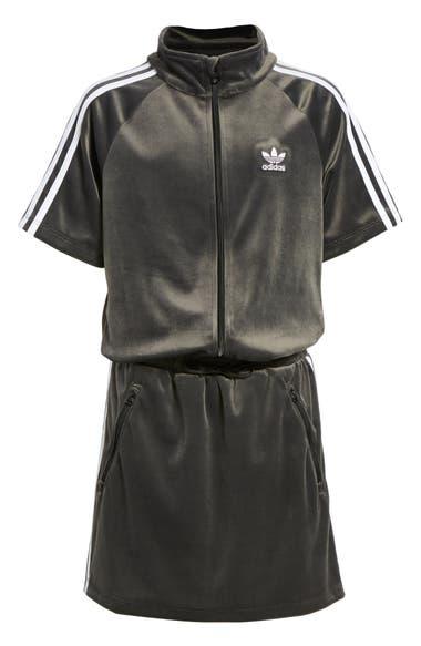 adidas Originals Track Dress (Big Girls)