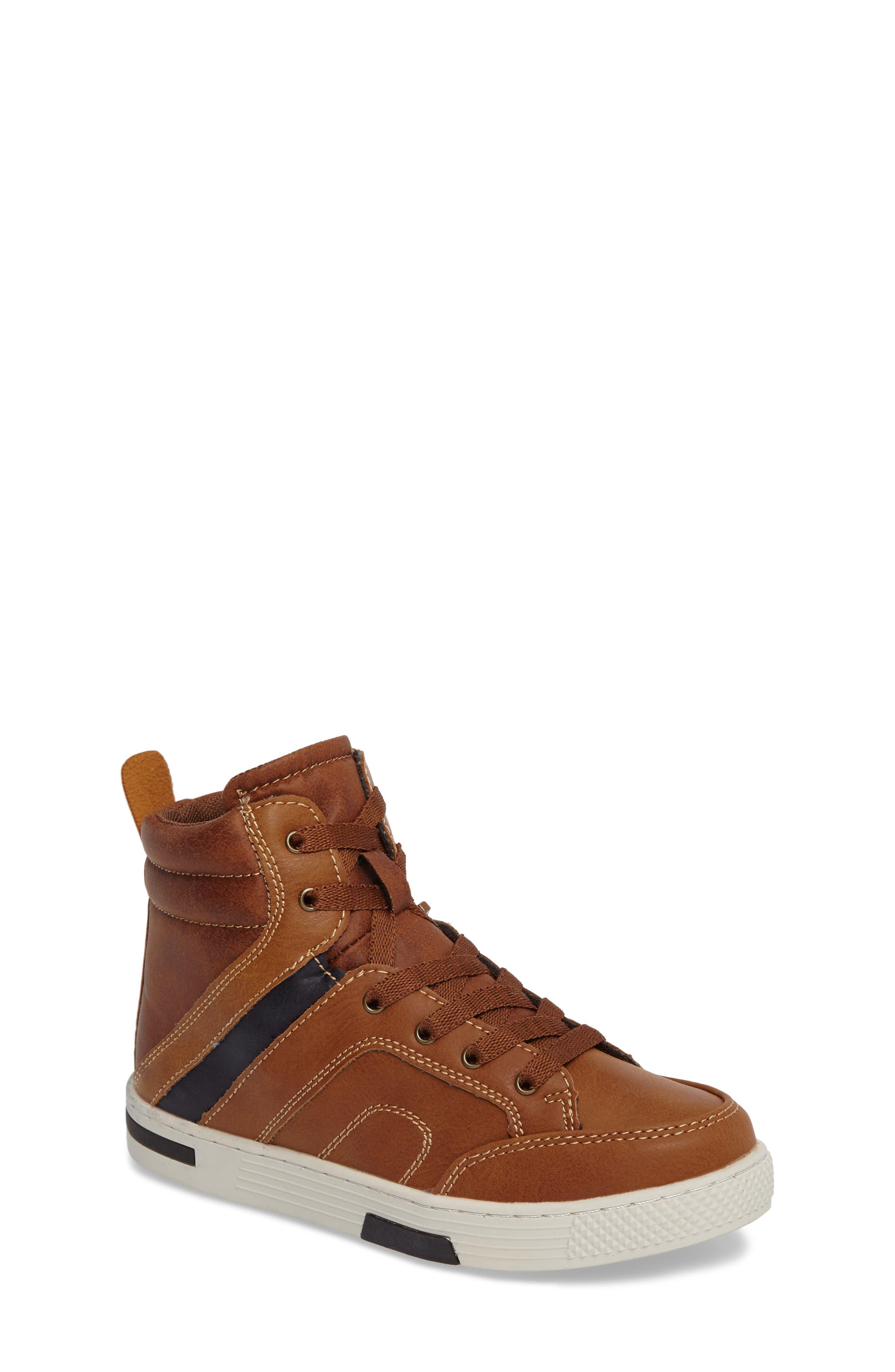 Steve Madden Cooler High Top Sneaker (Toddler, Little Kid & Big Kid)