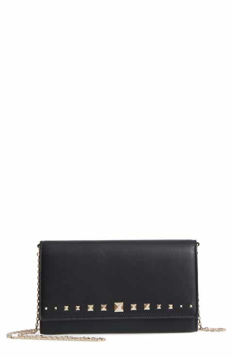 Valentino Lovestud Wallet on a Chain