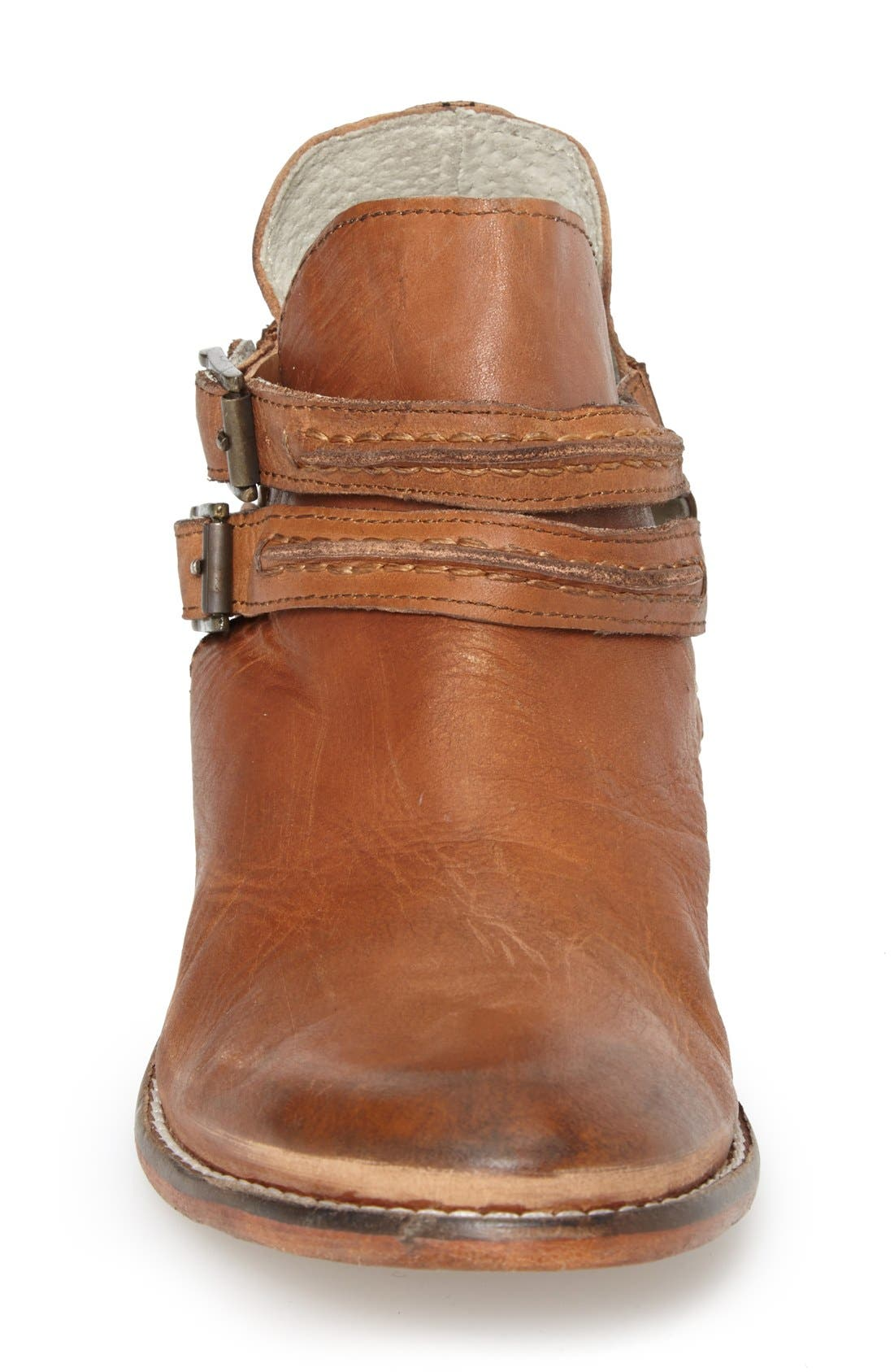 Alternate Image 3  - Free People 'Braeburn' Belted Split Shaft Bootie (Women)
