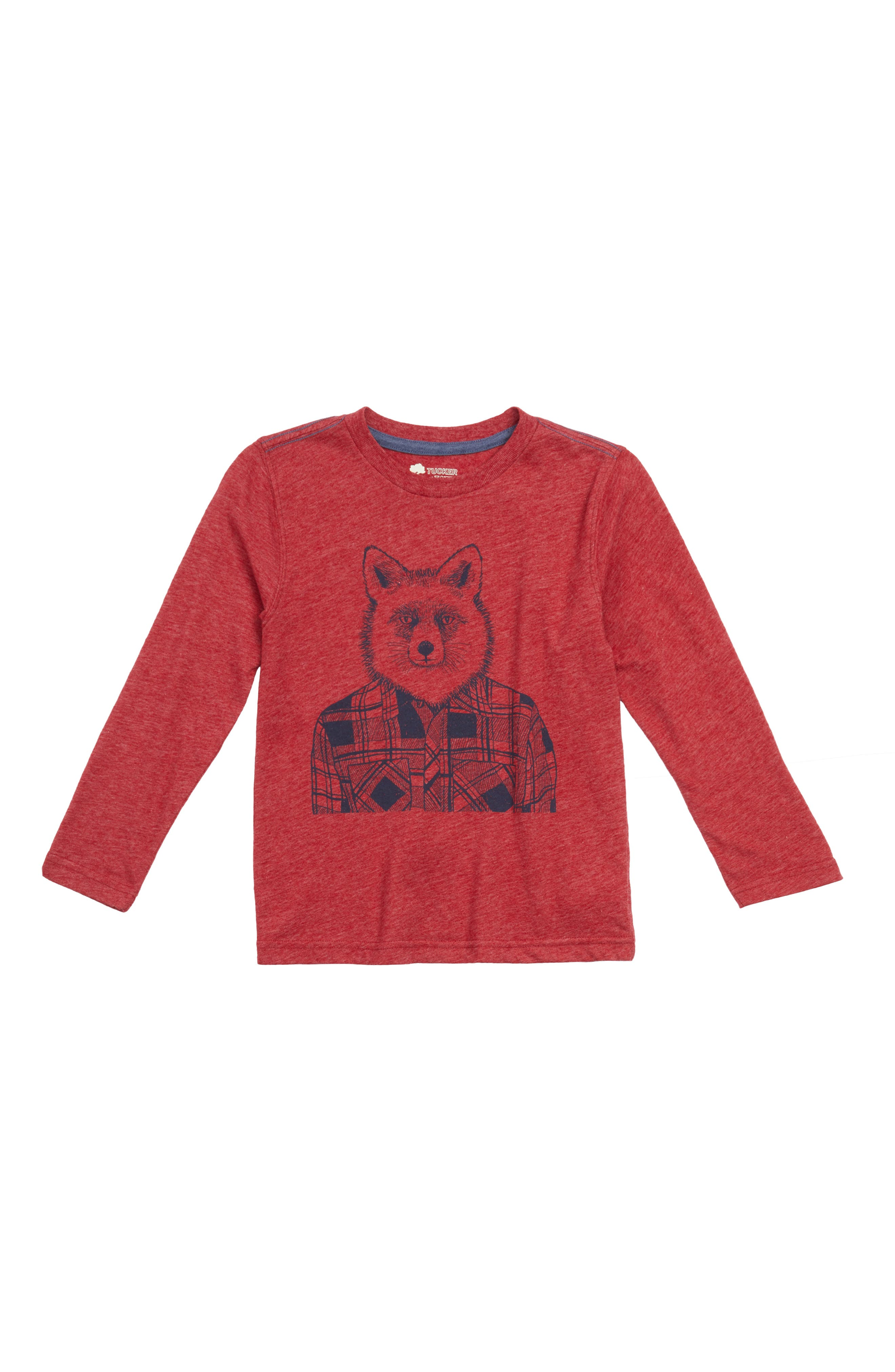 Tucker + Tate Graphic Tee (Toddler Boys & Little Boys)