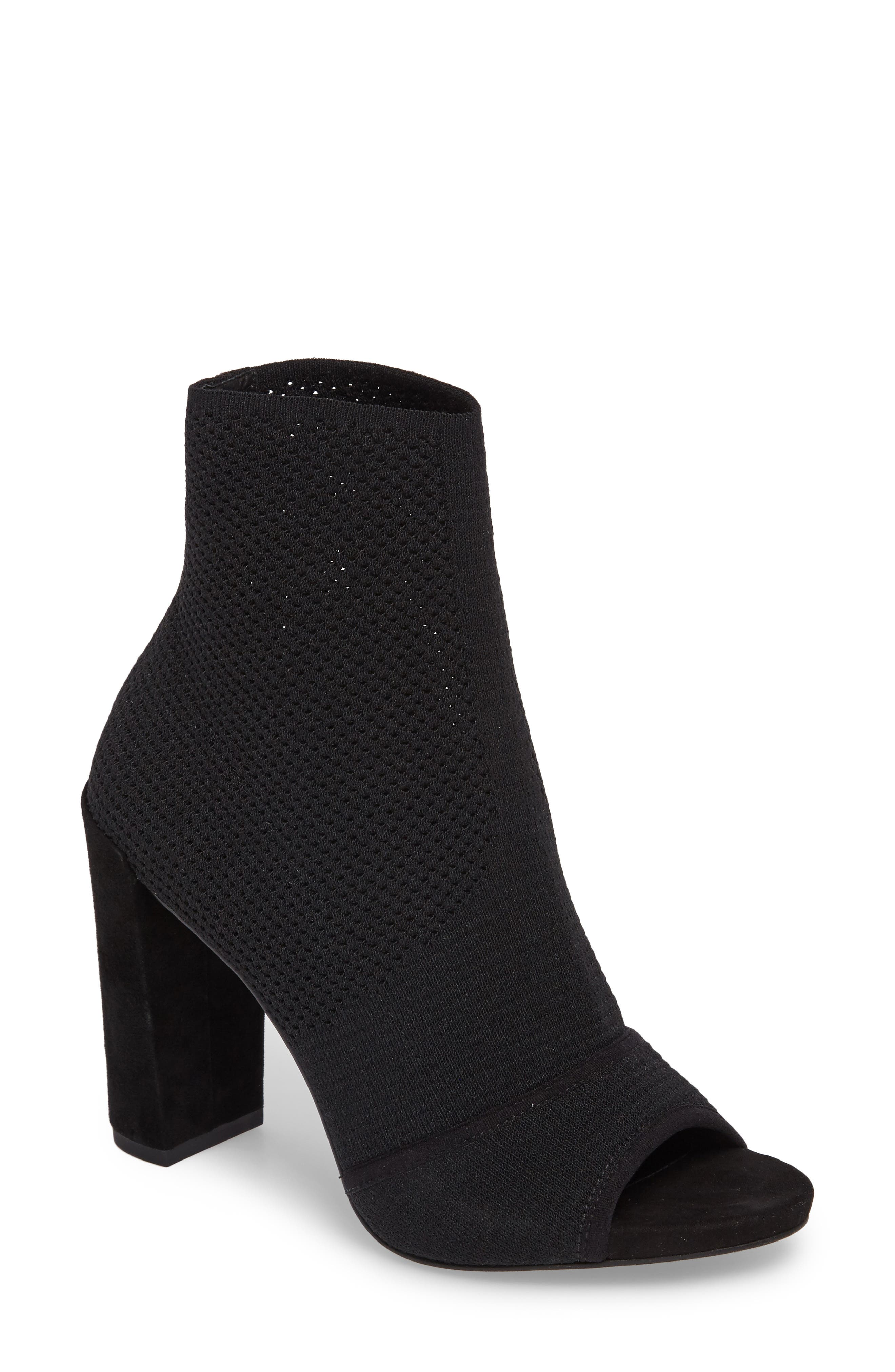 Kenneth Cole New York Dahvi Open Toe Bootie (Women)