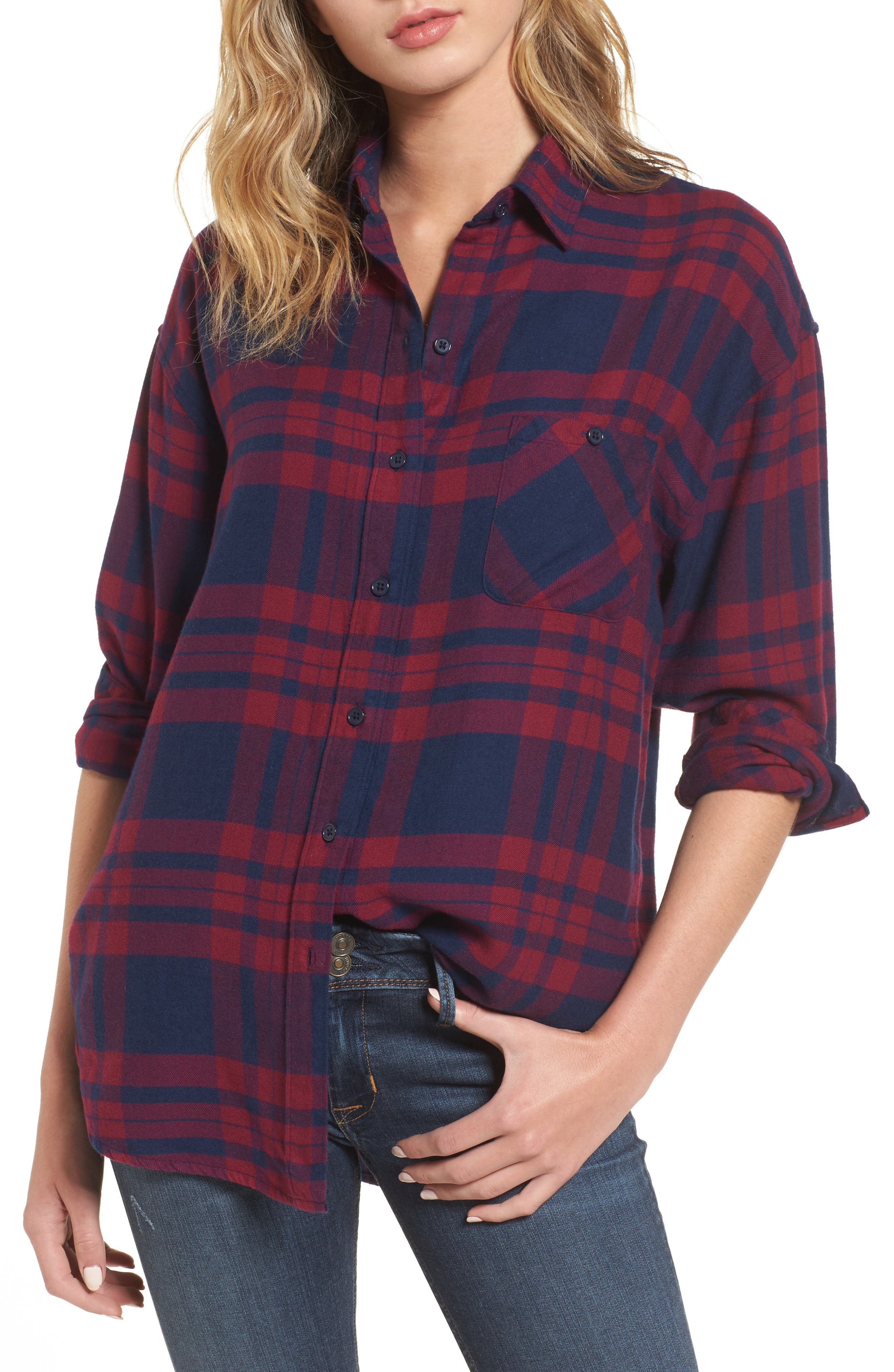 Rails Brennan Plaid Shirt