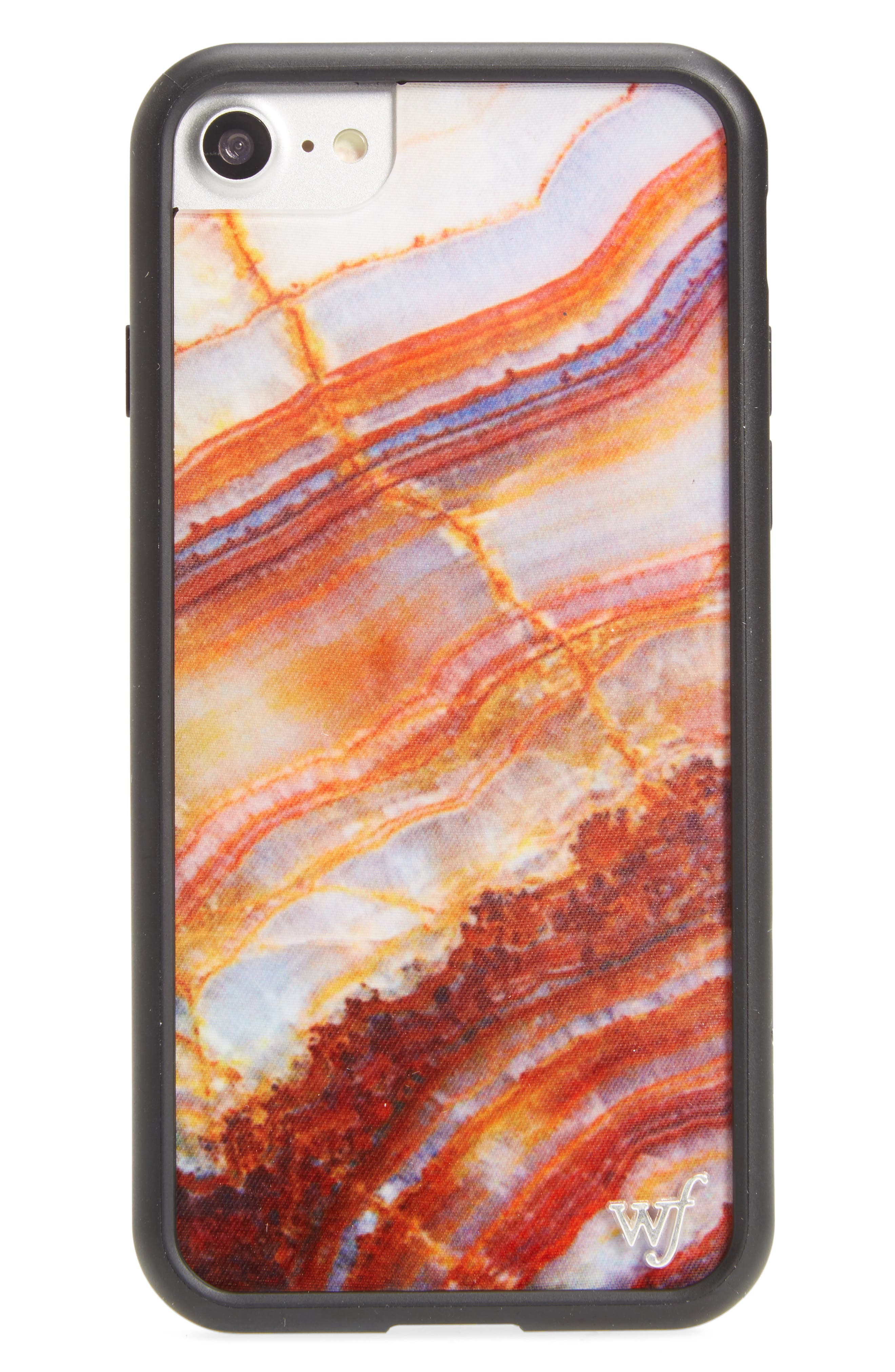 Wildflower Mystic Stone iPhone 6/6s/7 Case