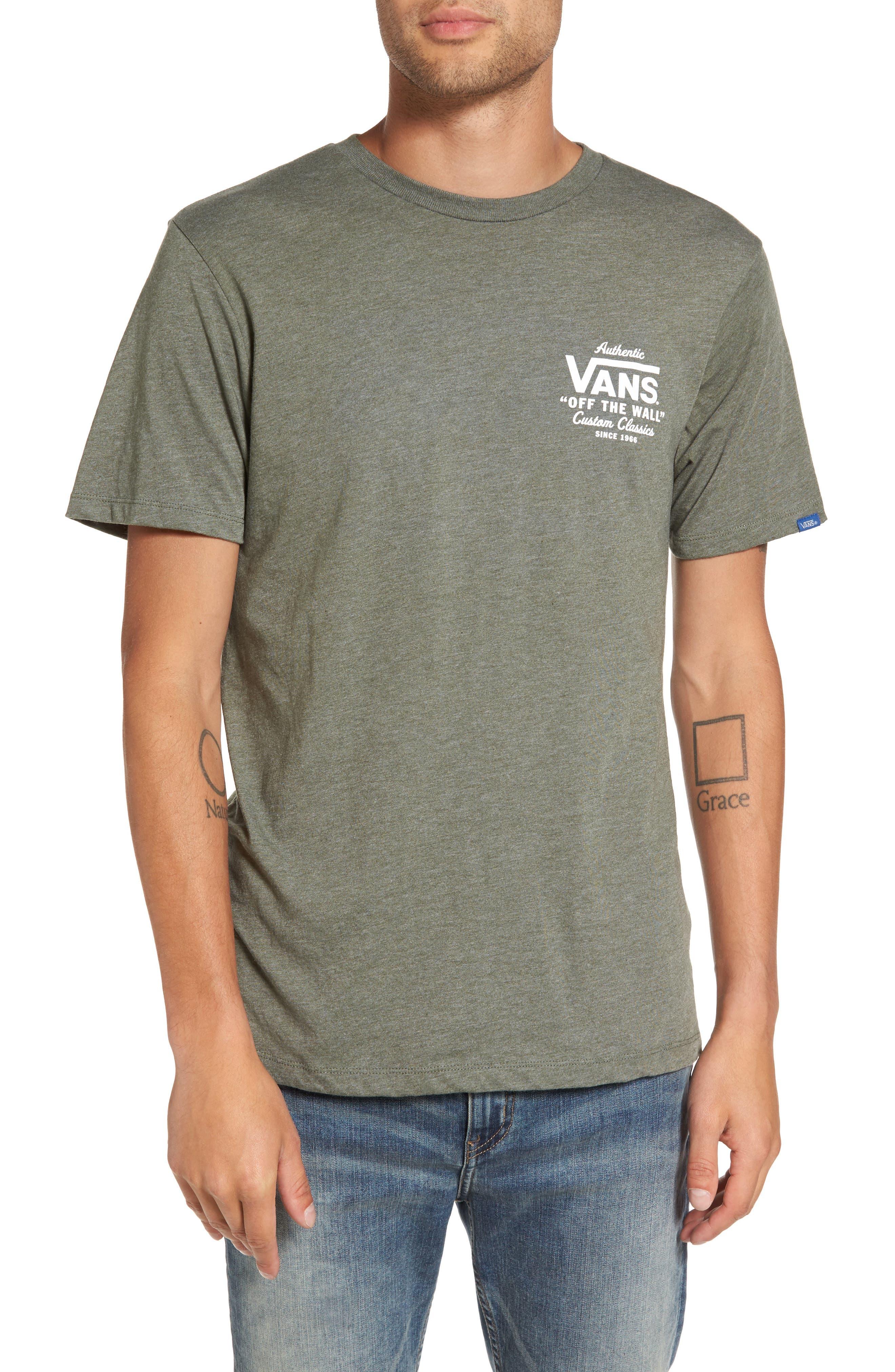 Vans Holder Street II Graphic T-Shirt