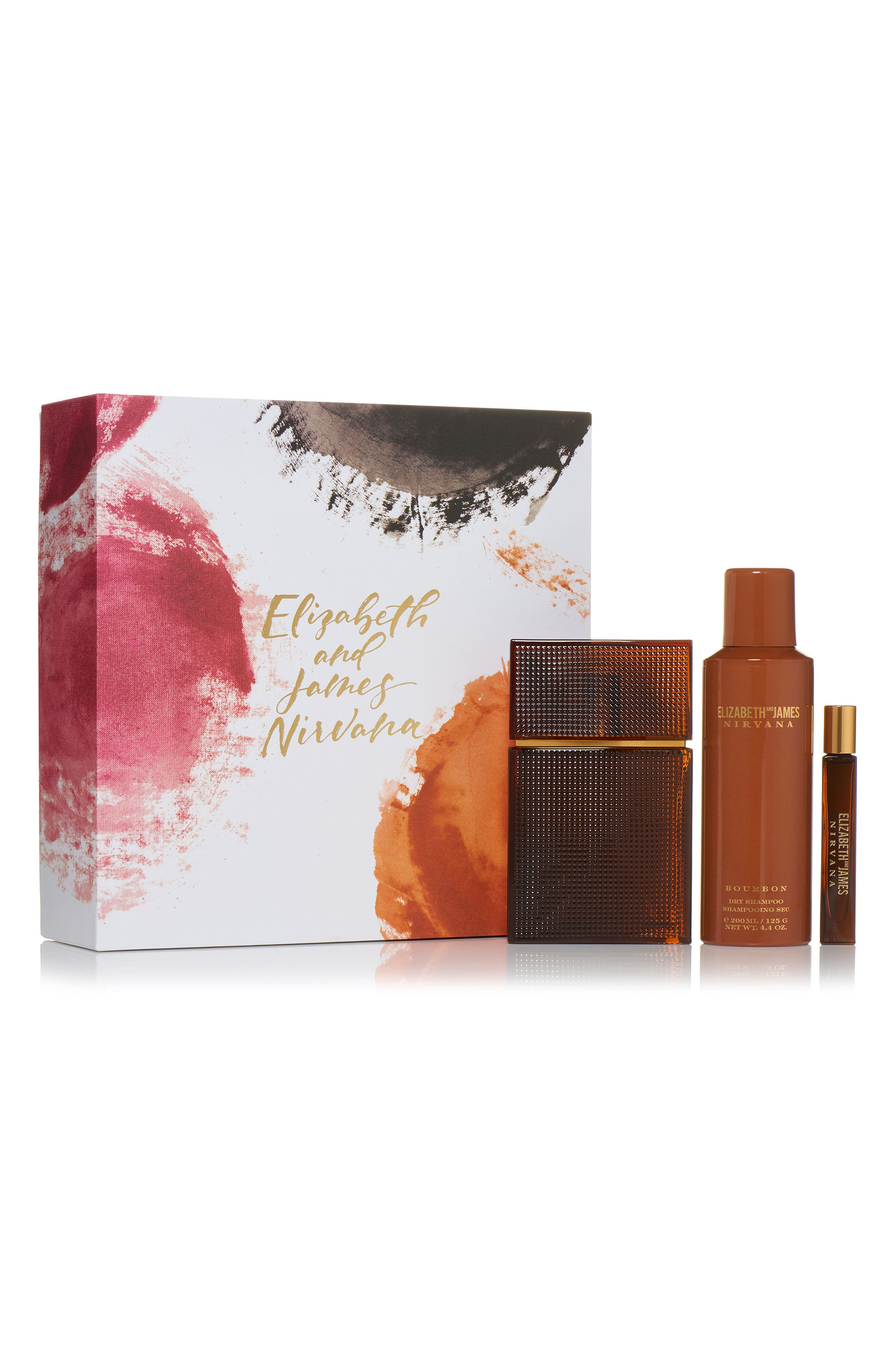 Elizabeth and James Nirvana Bourbon Set ($163 Value)