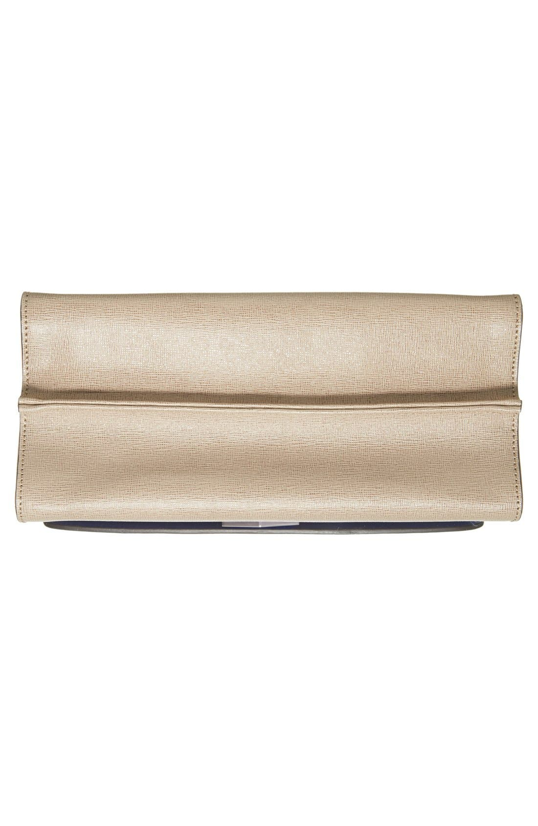 Alternate Image 6  - Fendi 'Demi Jour' Colorblock Leather Satchel