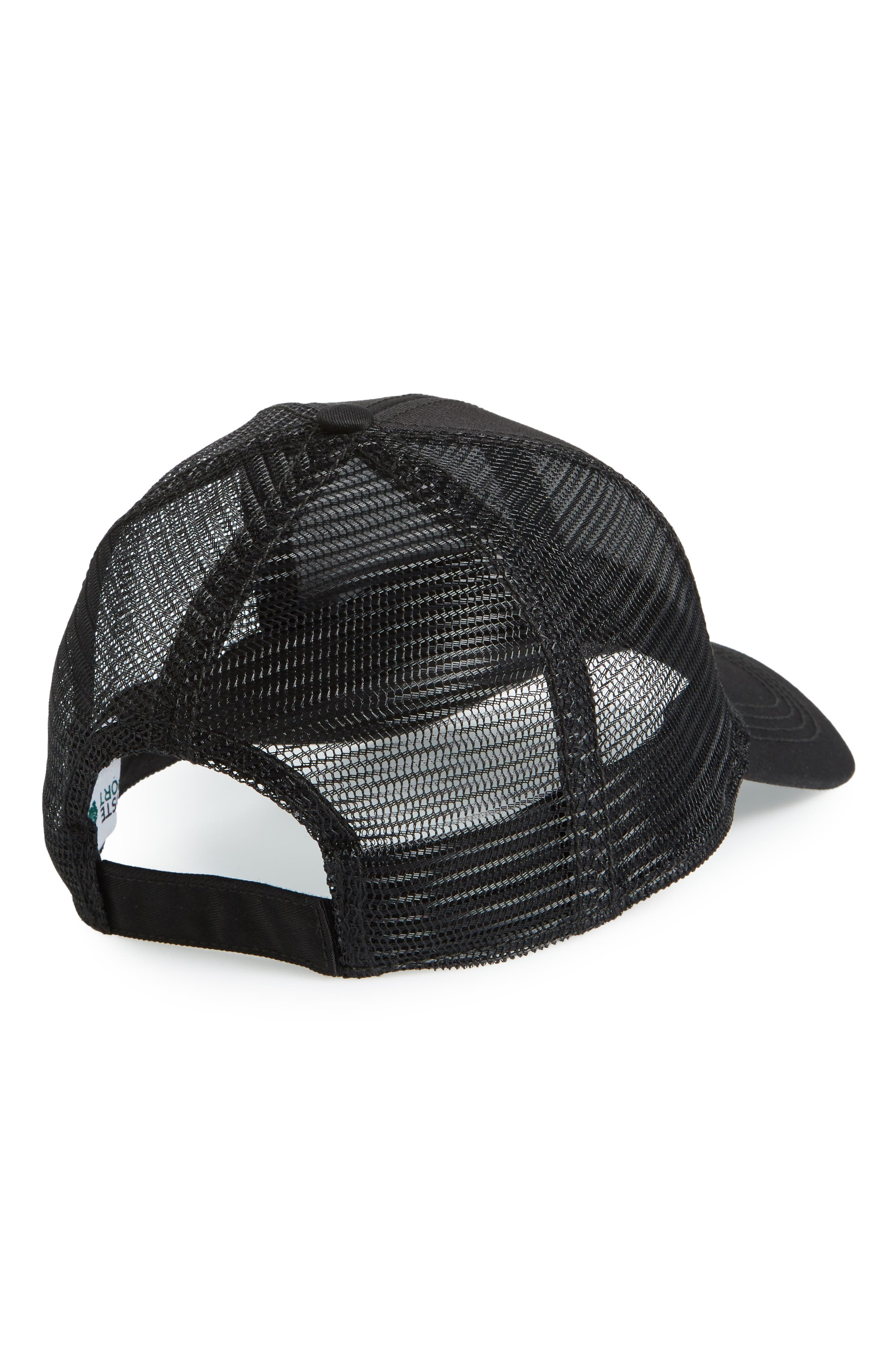Alternate Image 2  - Lacoste Trucker Hat