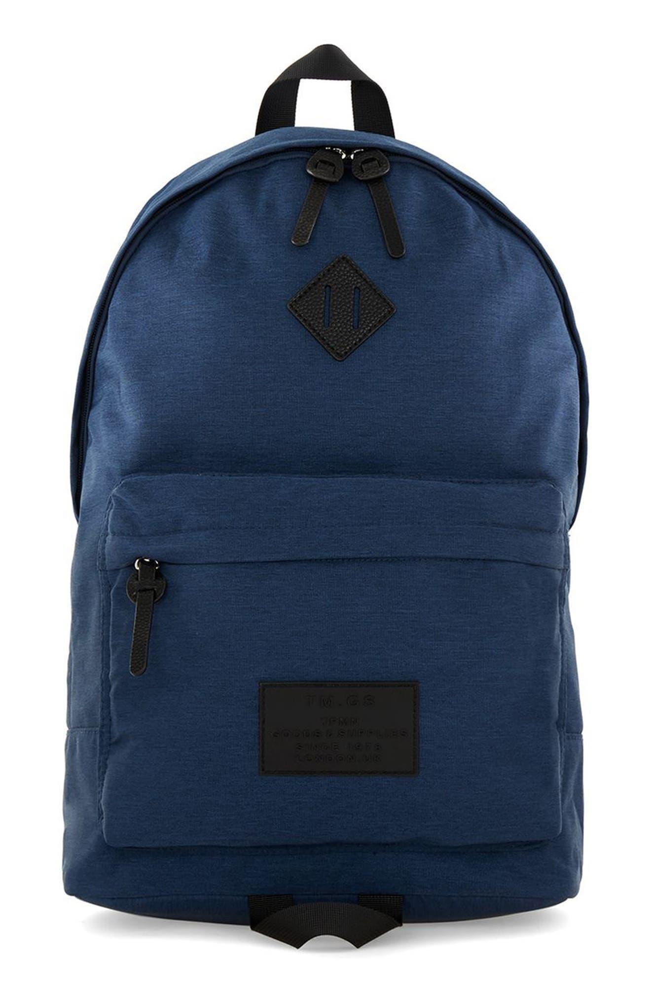 Topman Ripstop Backpack