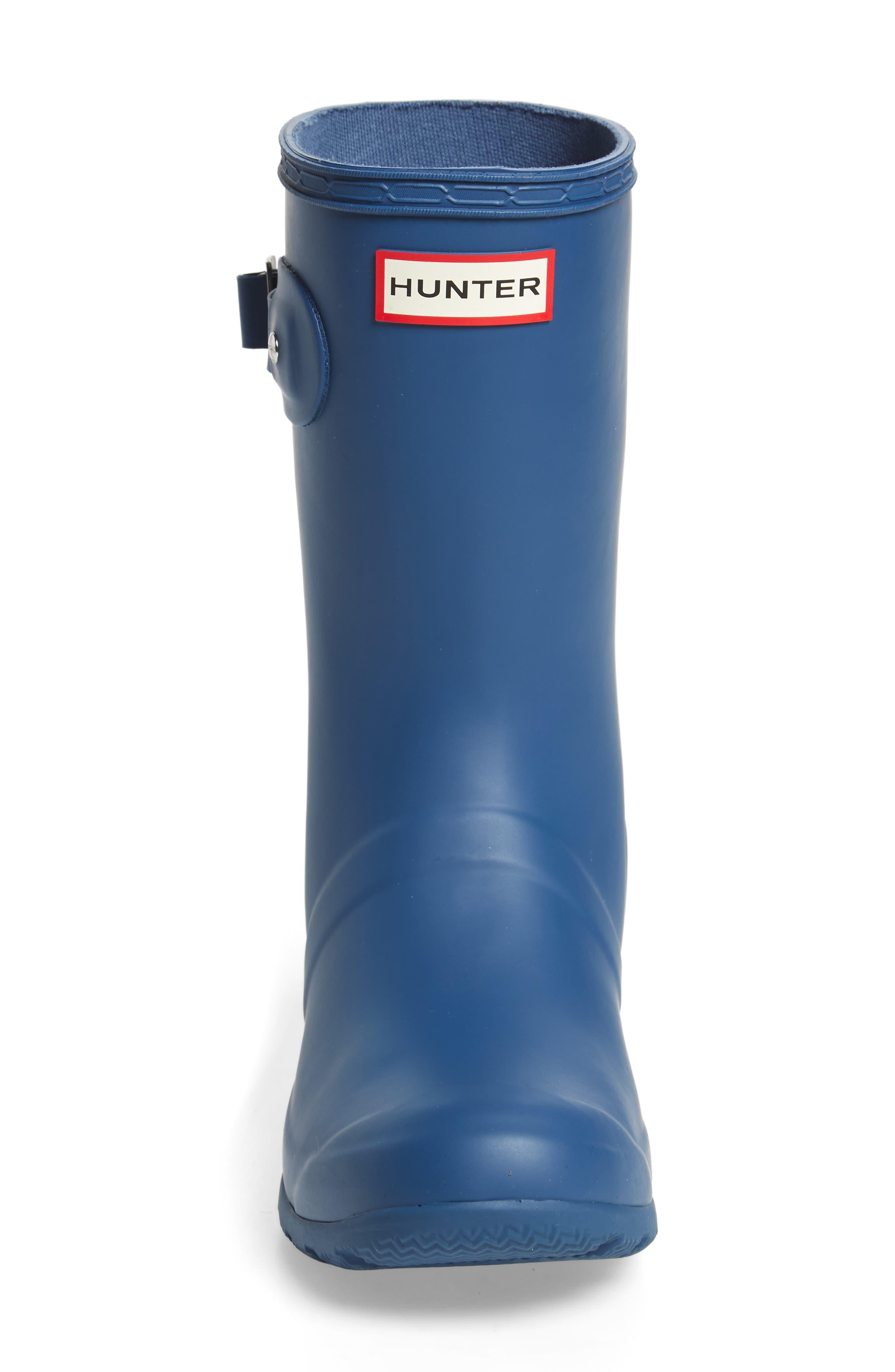 Alternate Image 4  - Hunter Original Tour Short Packable Rain Boot (Women)