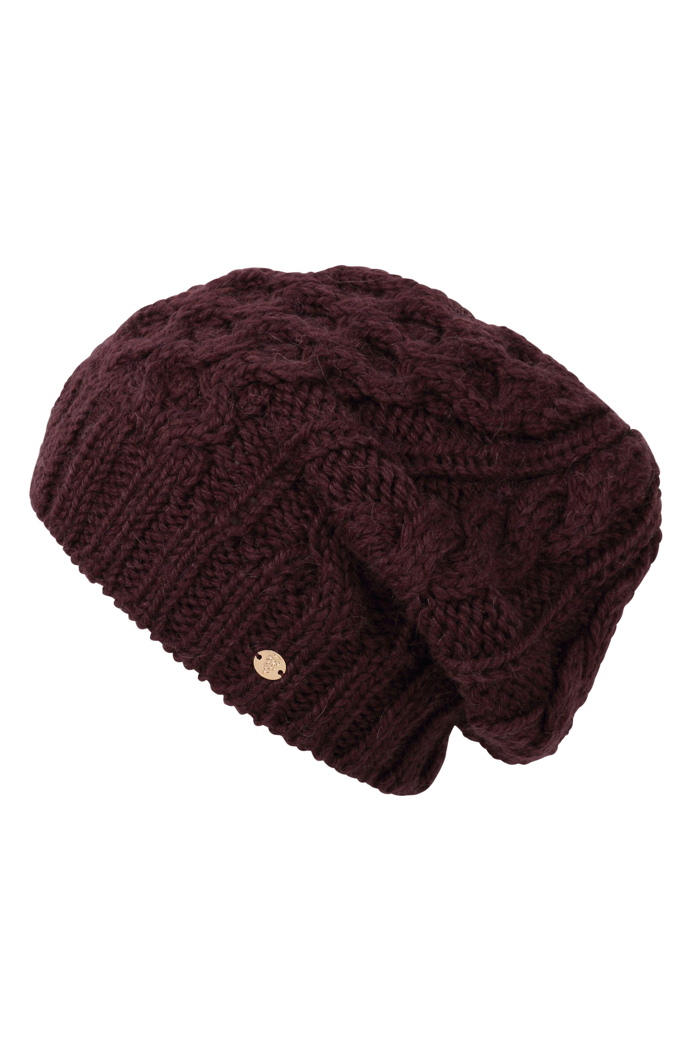 Helen Kaminski Slouchy Knit Beanie