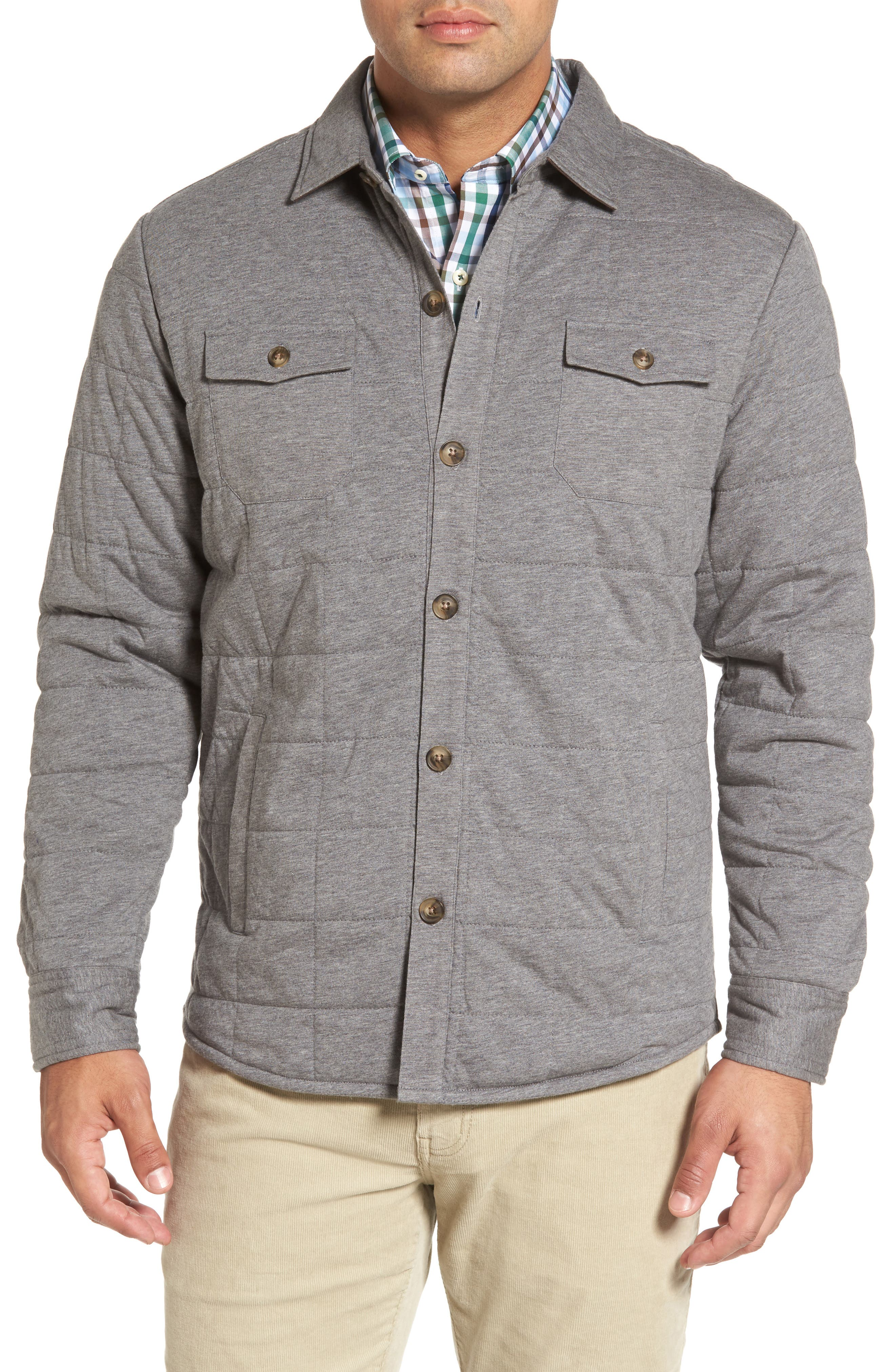 Peter Millar Crown Soft Quilted Jacket