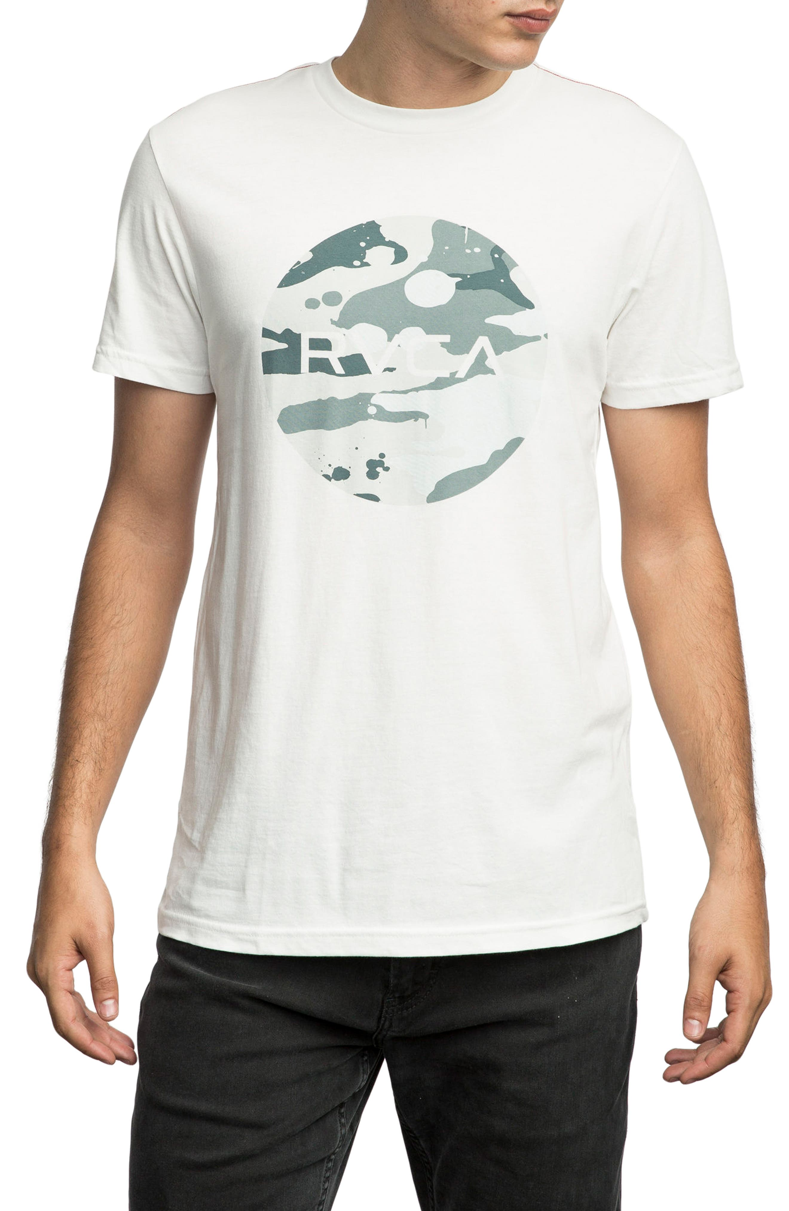 RVCA Stash Motors Graphic T-Shirt