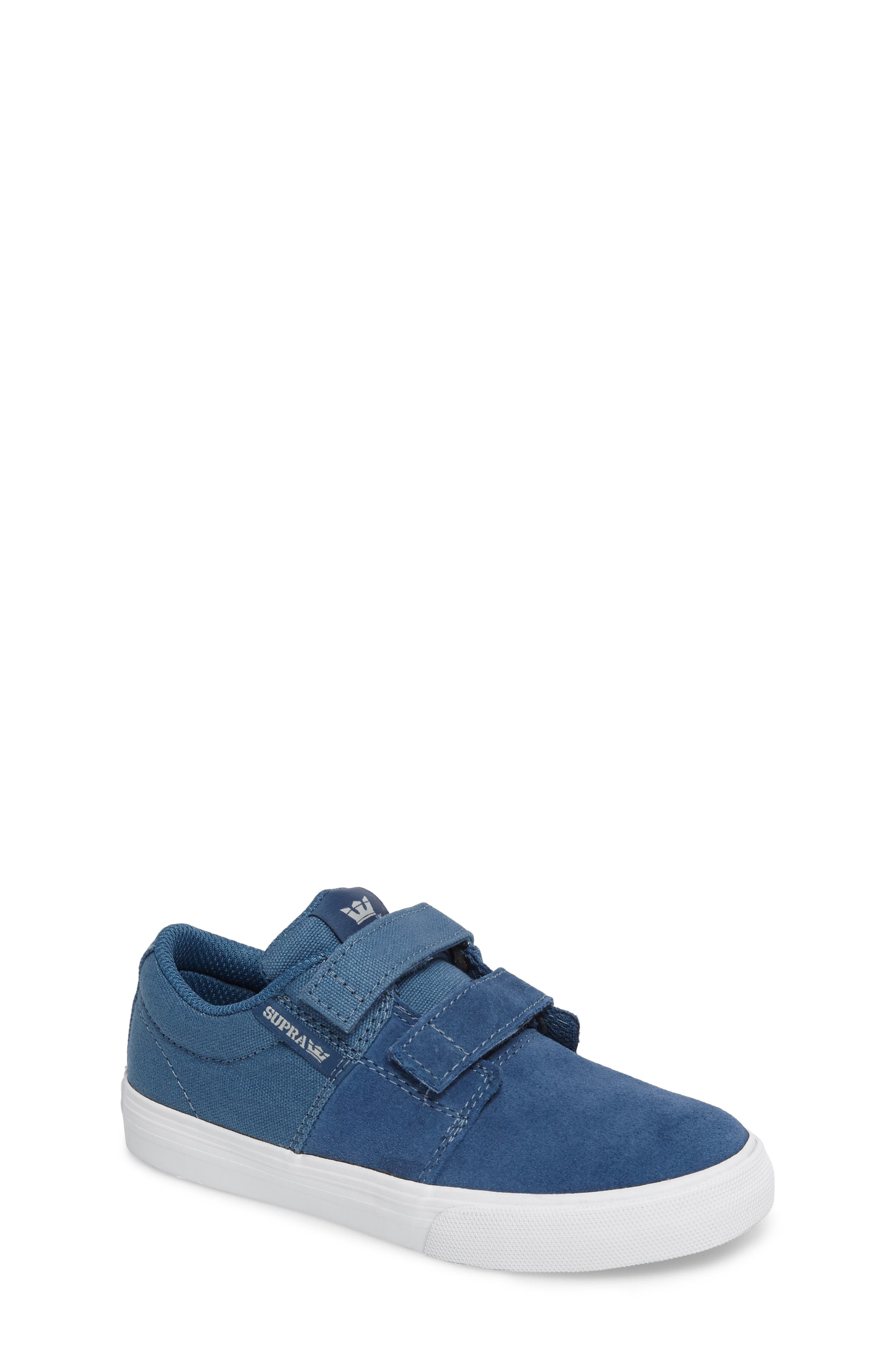 Supra Stacks Low Top Sneaker (Toddler, Little Kid & Big Kid)