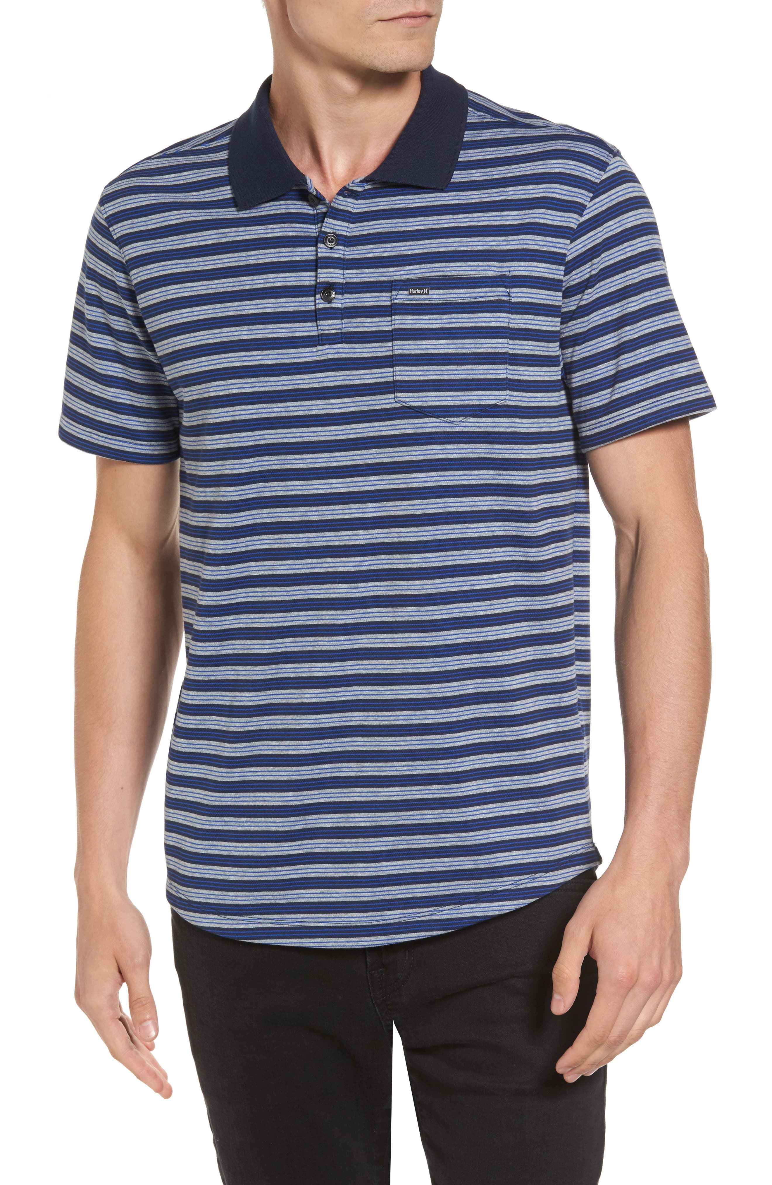 Hurley Tower 5 Dri-FIT Polo