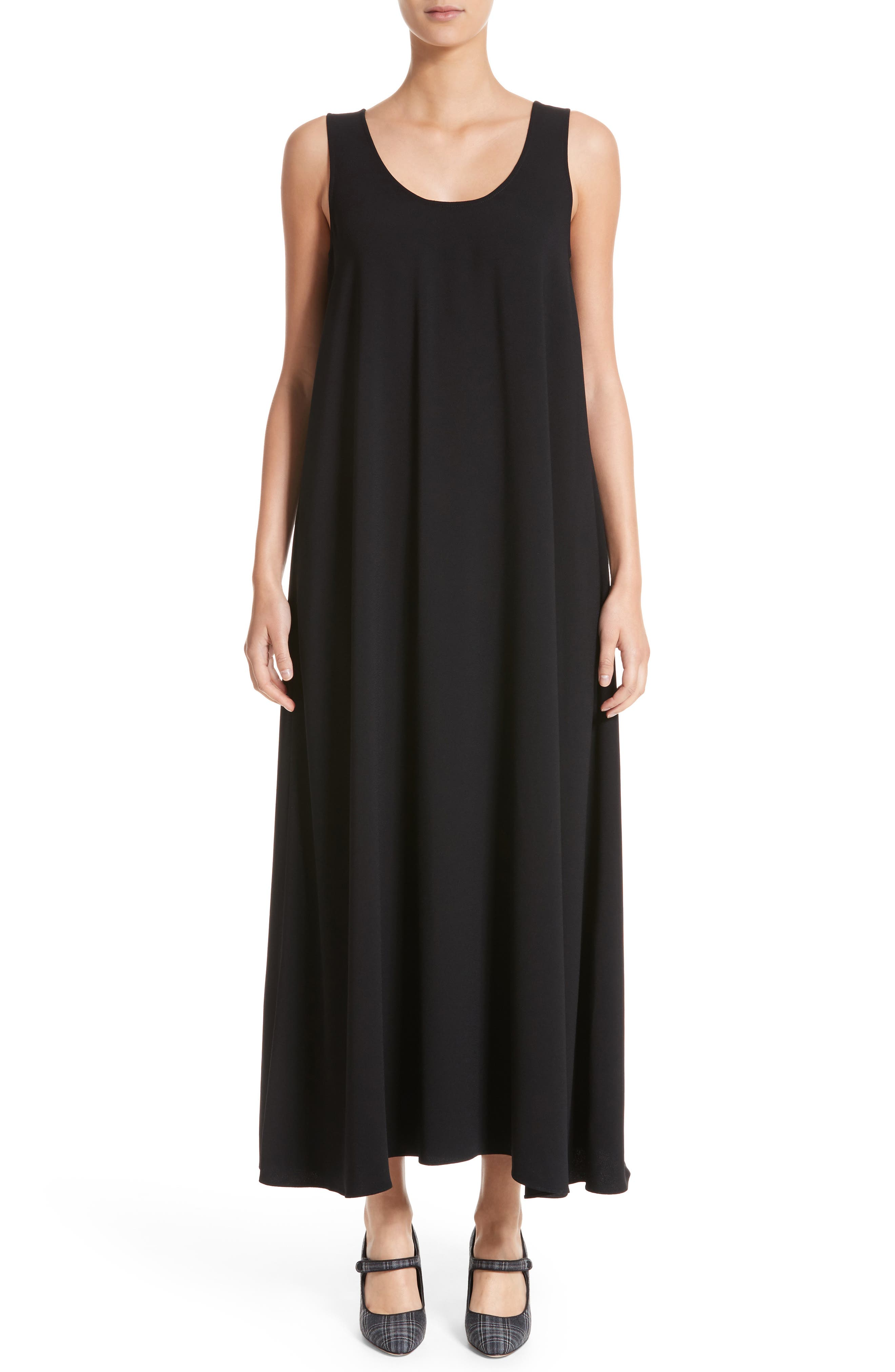 Co Sleeveless Maxi Dress