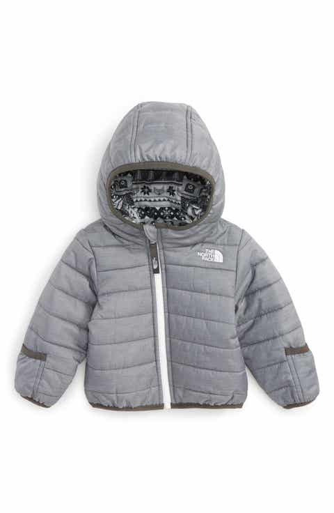 The North Face Perrito Reversible Water Repellent Hooded Jacket Baby