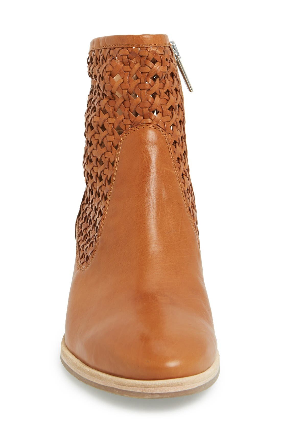 Alternate Image 7  - Aquatalia by Marvin K. 'Faelyn' Leather Western Boot (Women)