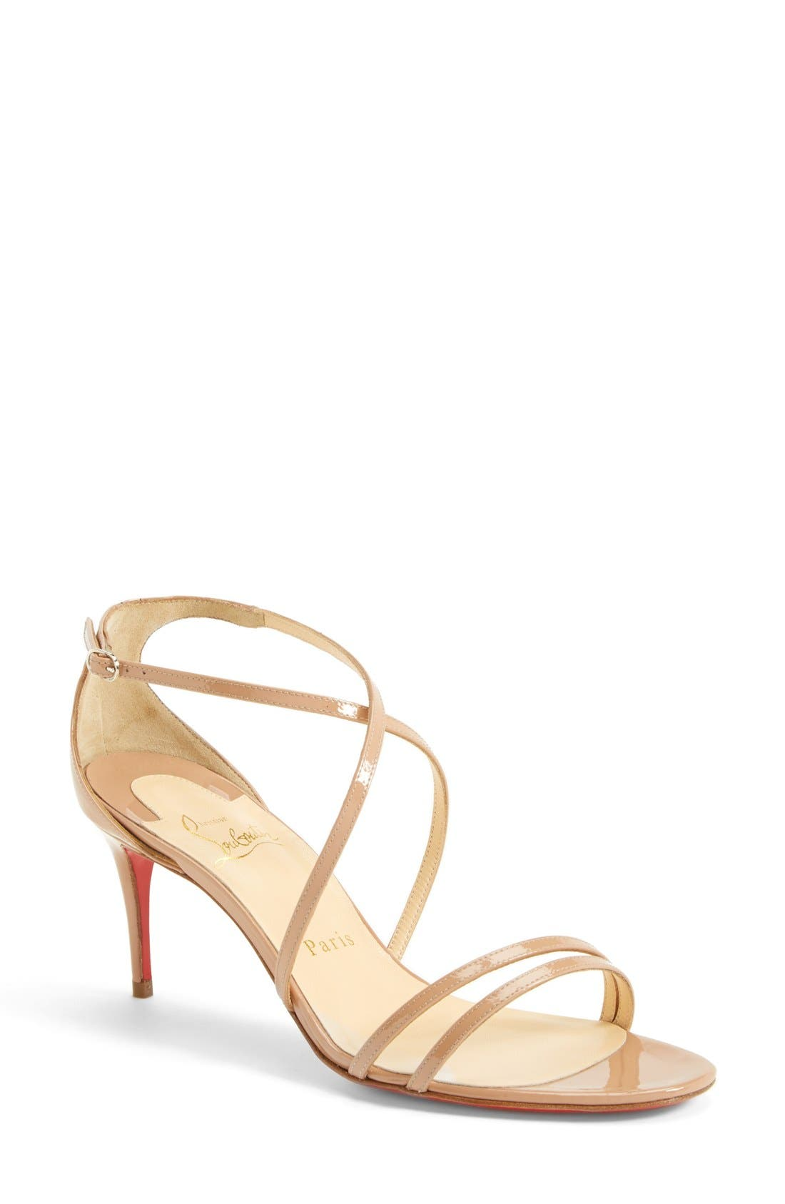 Alternate Image 1 Selected - Christian Louboutin 'Gwinee' Sandal
