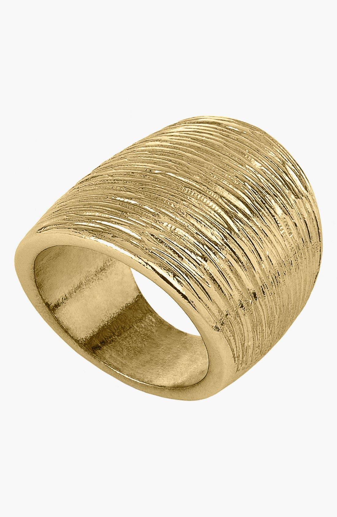 Alternate Image 1 Selected - Sam Edelman Etched Ring