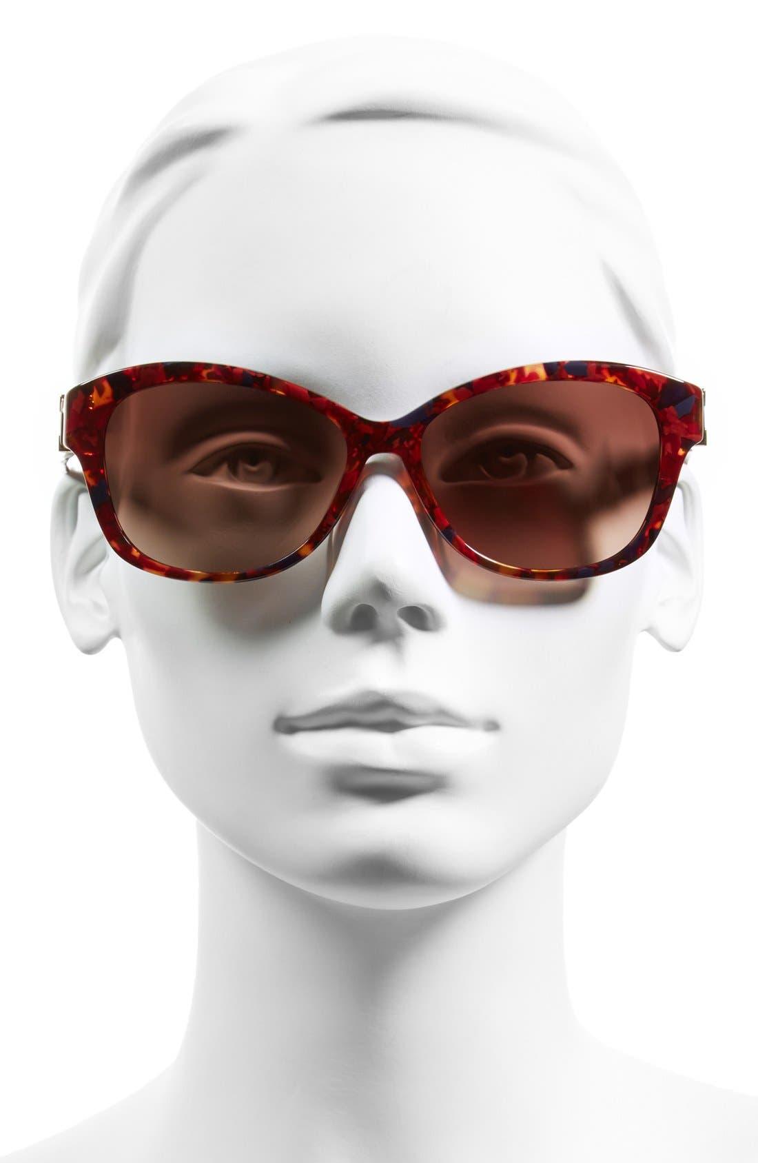 Alternate Image 2  - Diane von Furstenberg 'Ashley' 58mm Sunglasses
