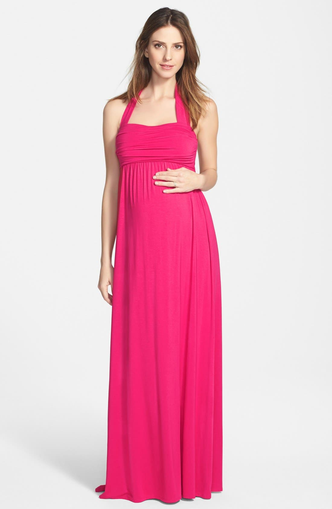 Ingrid & Isabel® Convertible Maxi Maternity Dress
