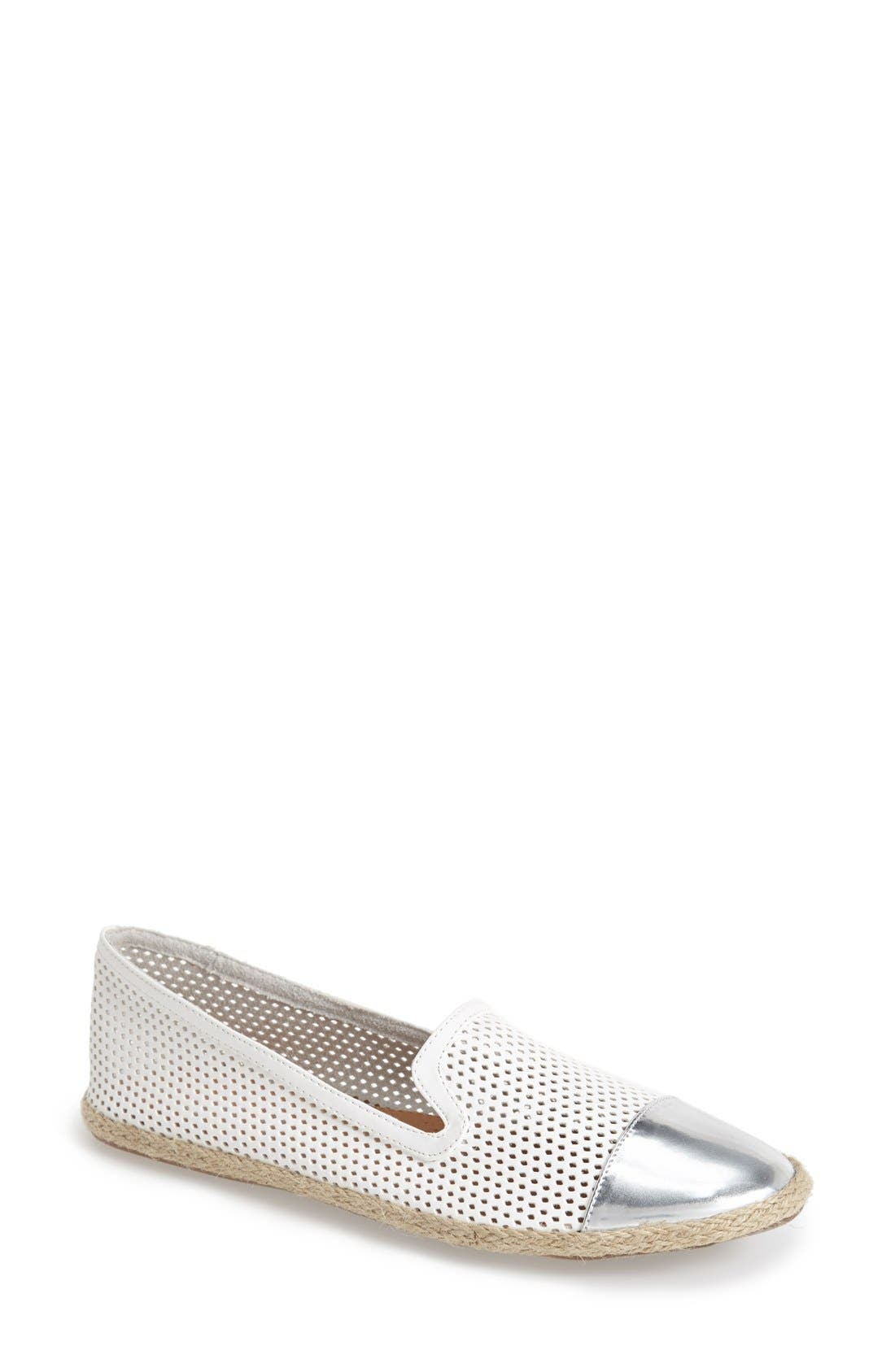 Alternate Image 1 Selected - KENDALL + KYLIE Madden Girl 'Poppyy' Espadrille Flat